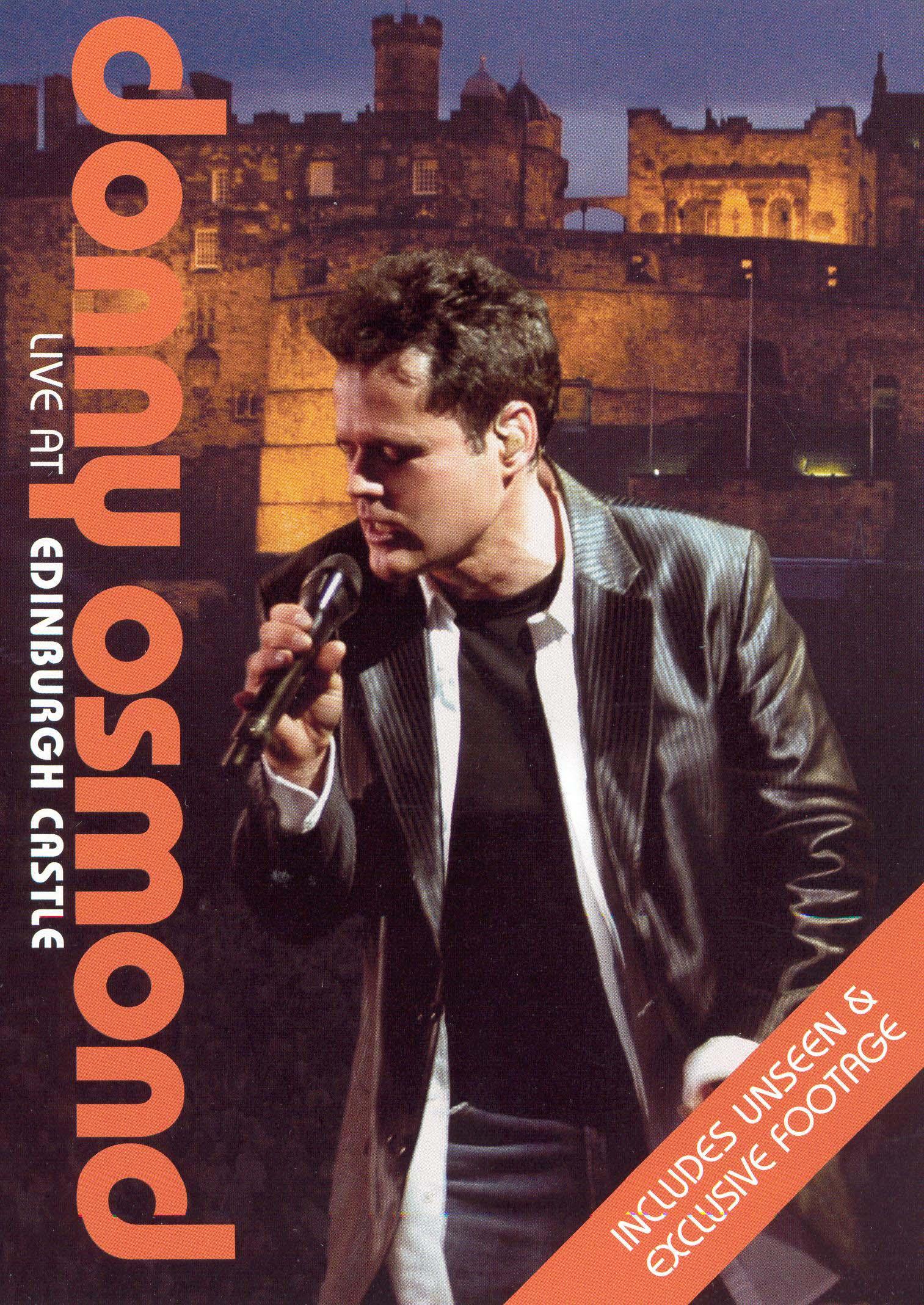 Donny Osmond: Live at Edinburgh Castle