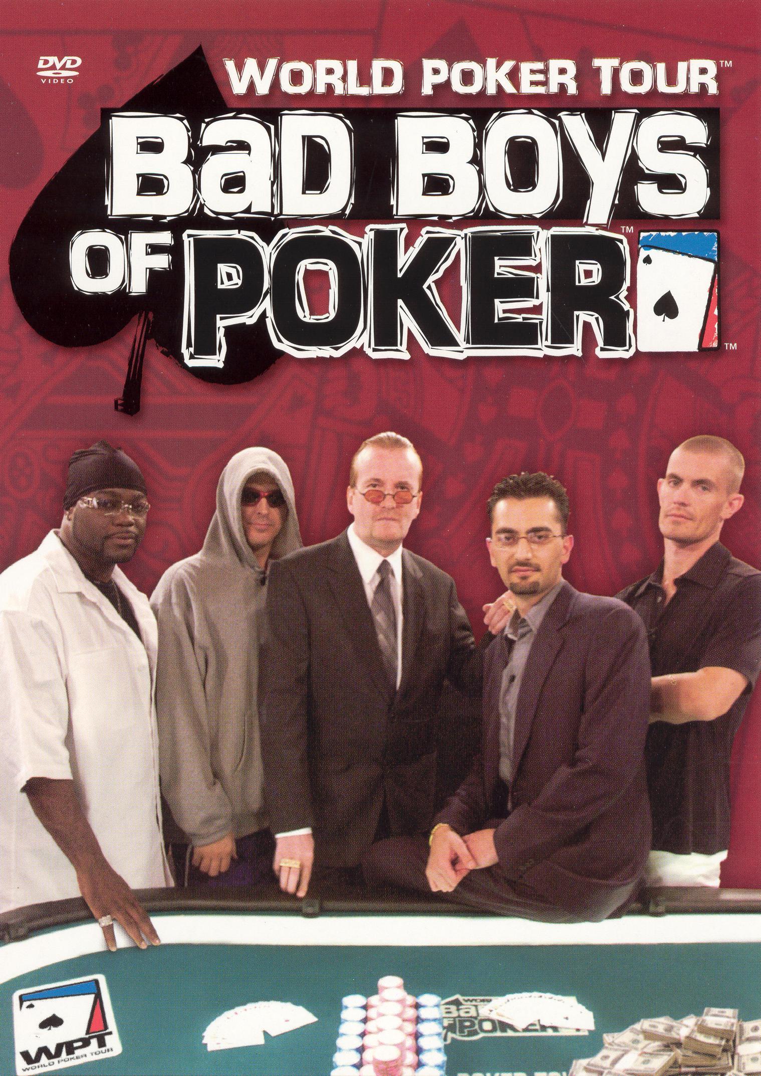 World Poker Tour: Bad Boys of Poker