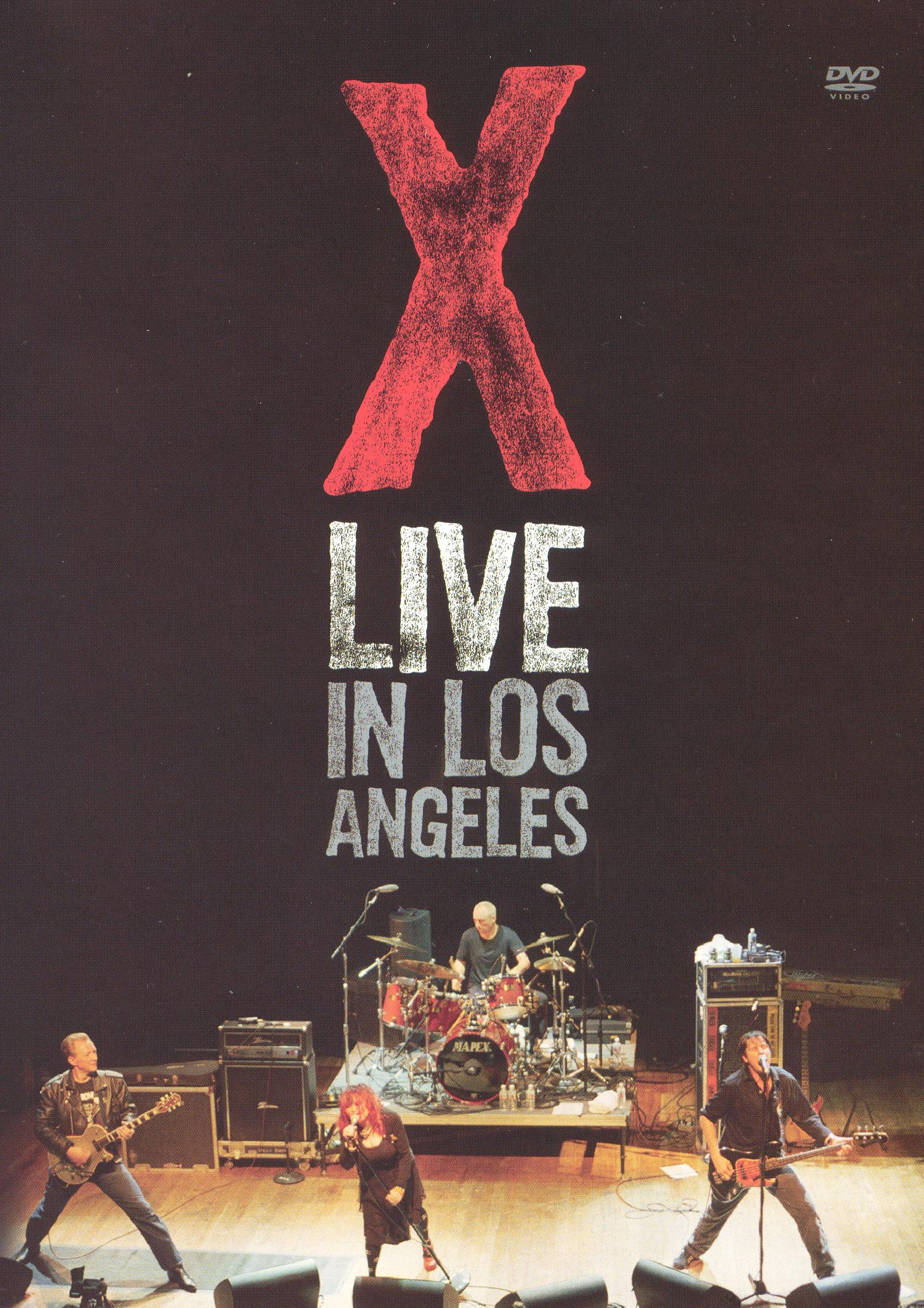 X: Live in Los Angeles