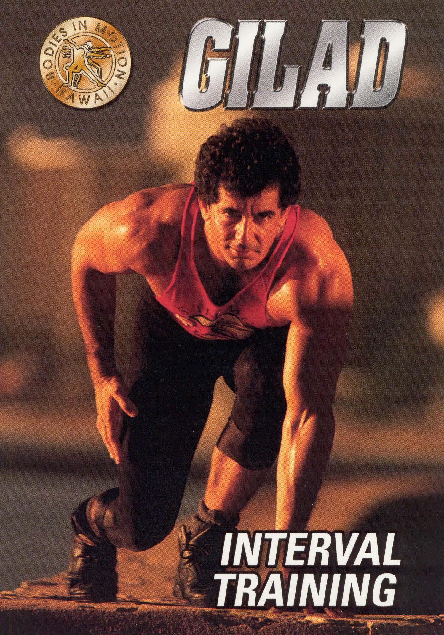 Gilad: Interval Training for Men