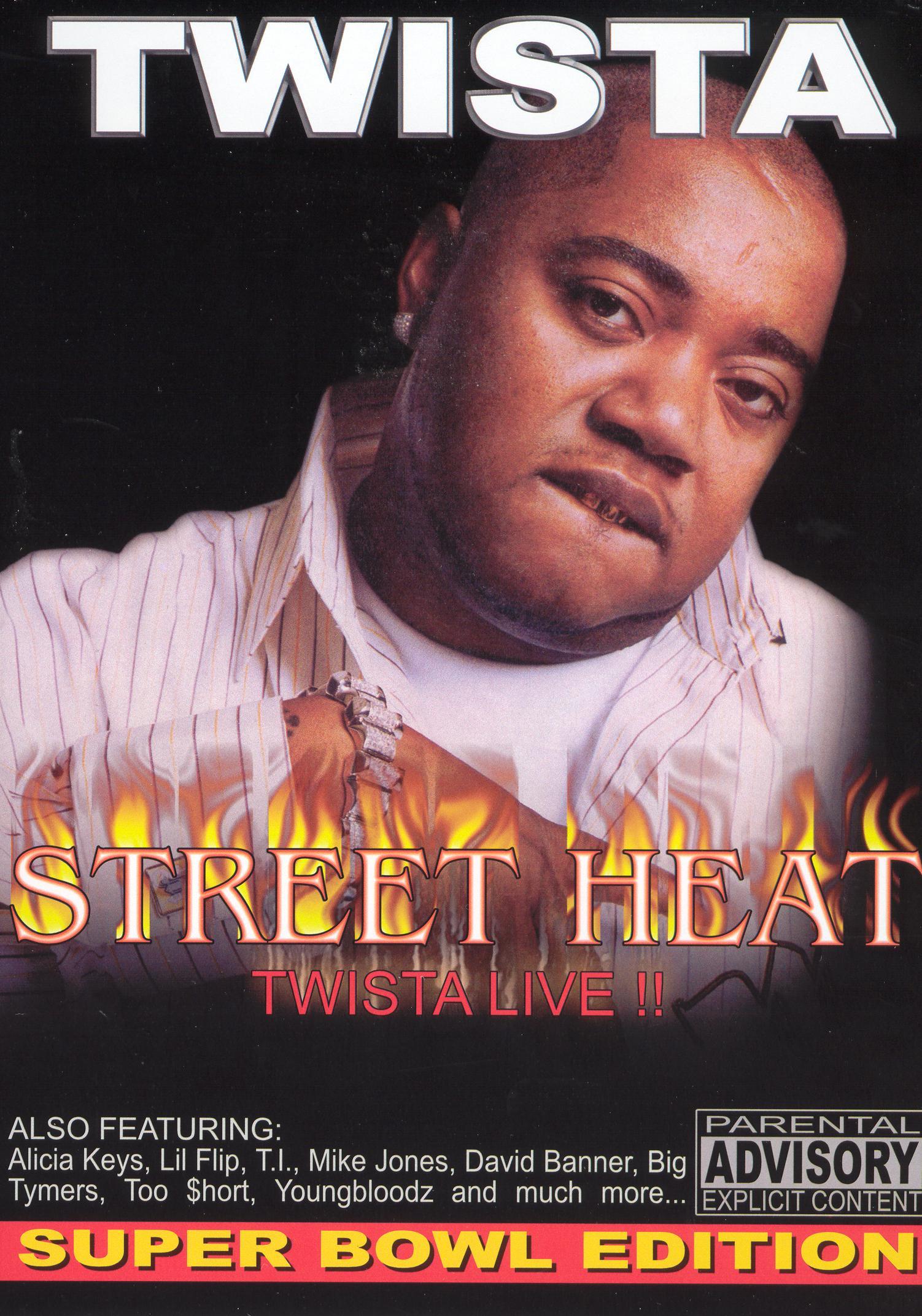 Street Heat Live: Twista