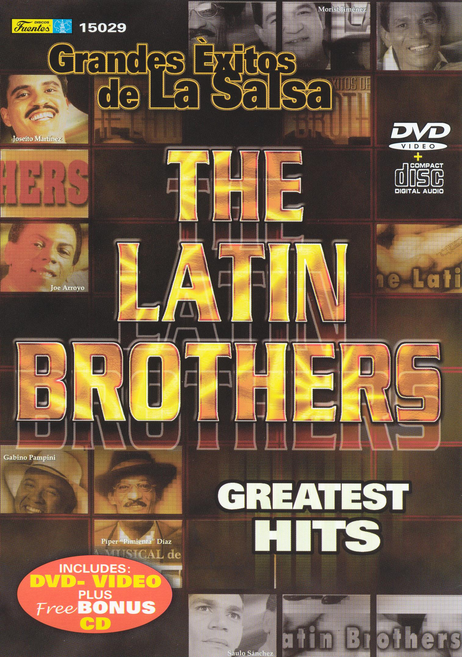 Latin Brothers: Greatest Hits