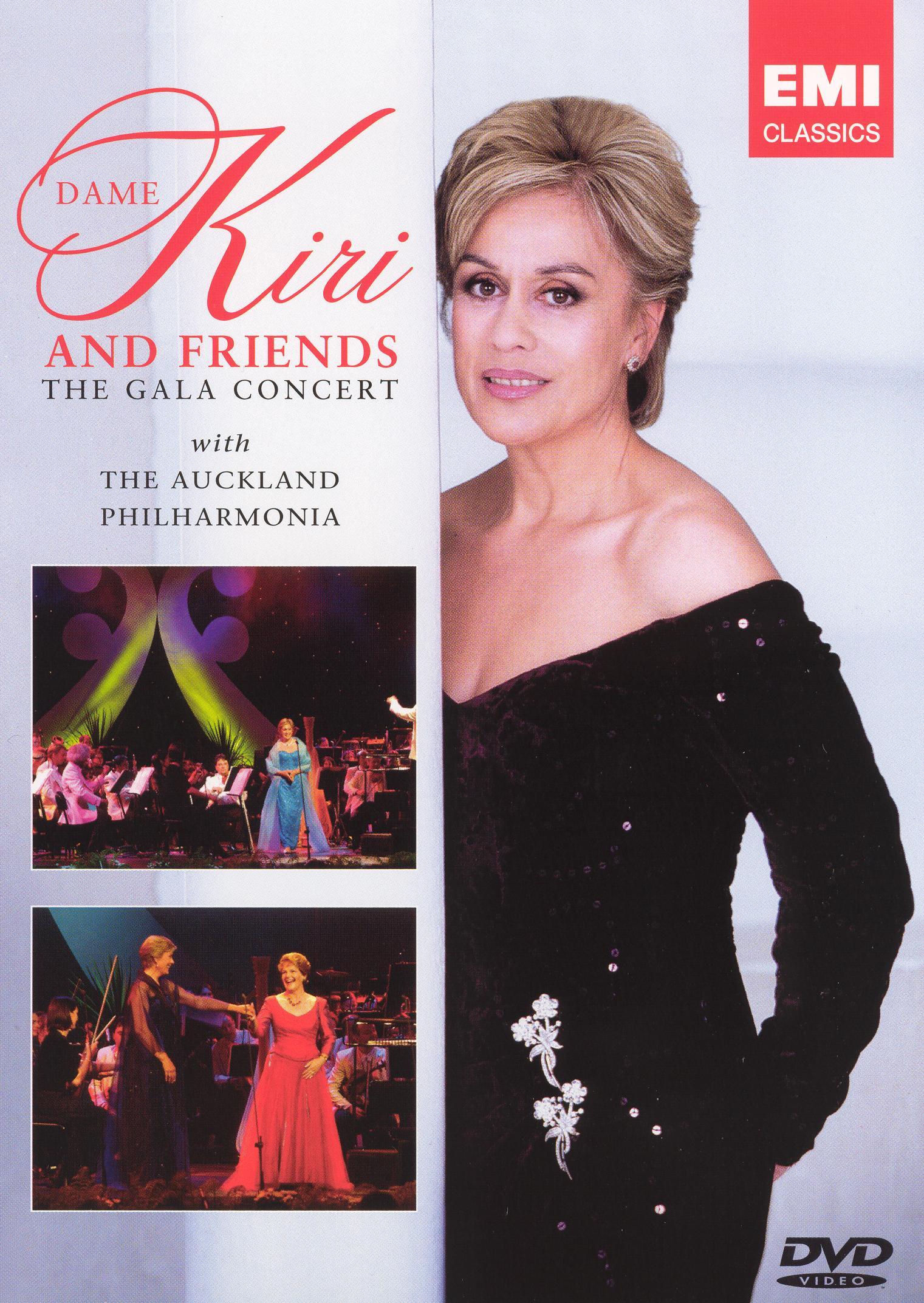 Dame Kiri Te Kanawa & Friends: The Gala Concert