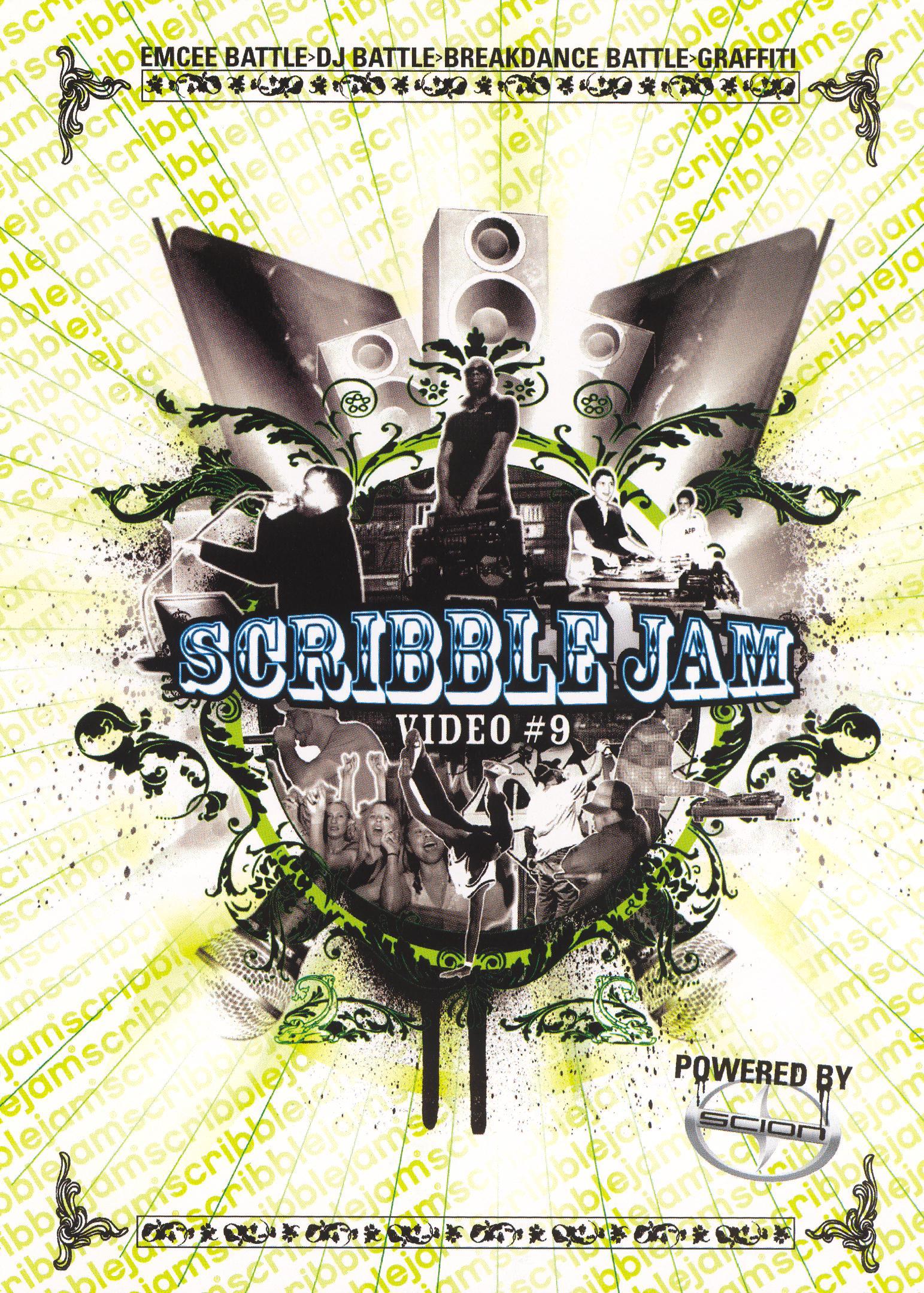 Scribble Jam, Vol. 9