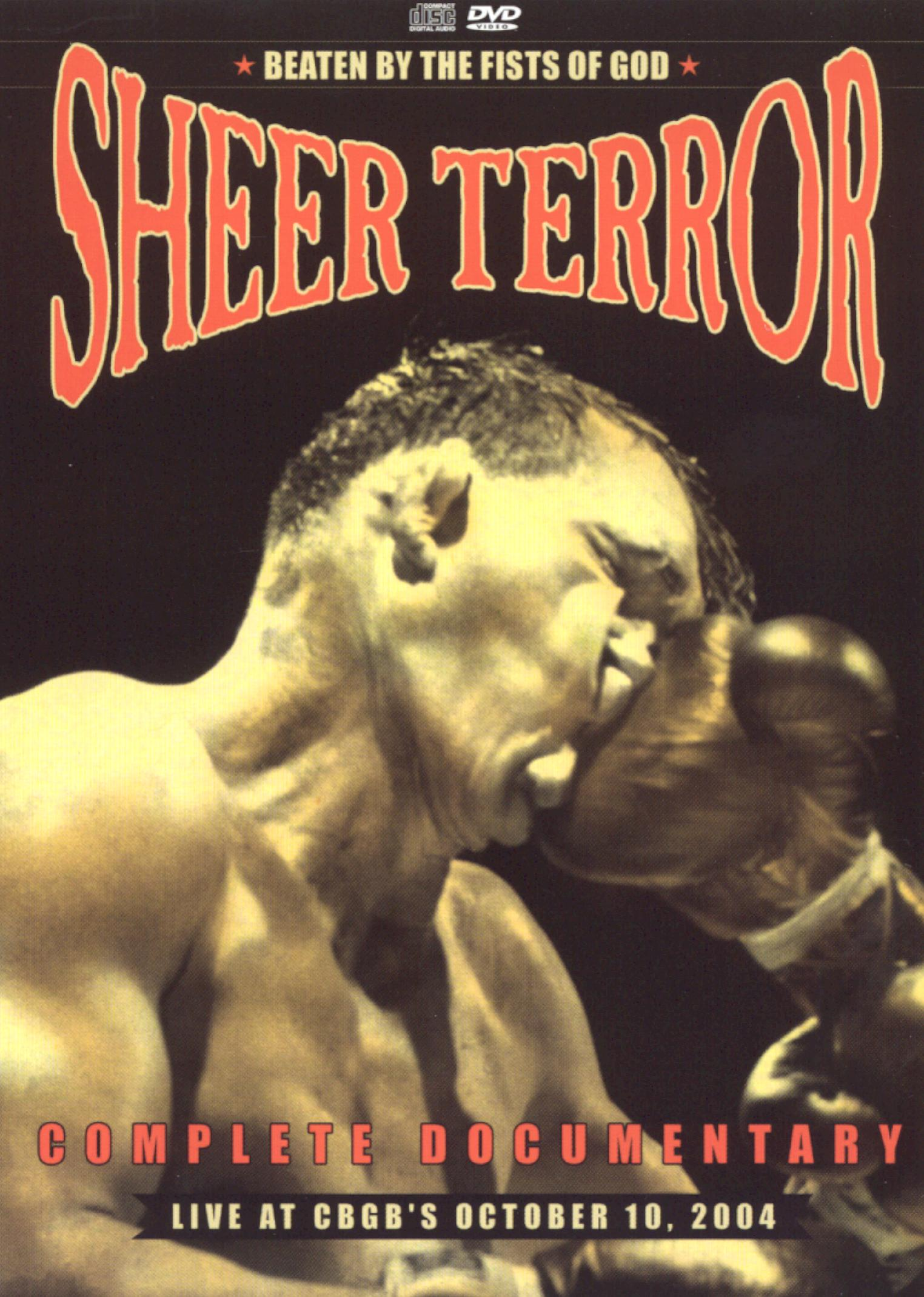 Sheer Terror: Beaten By the Fists of God