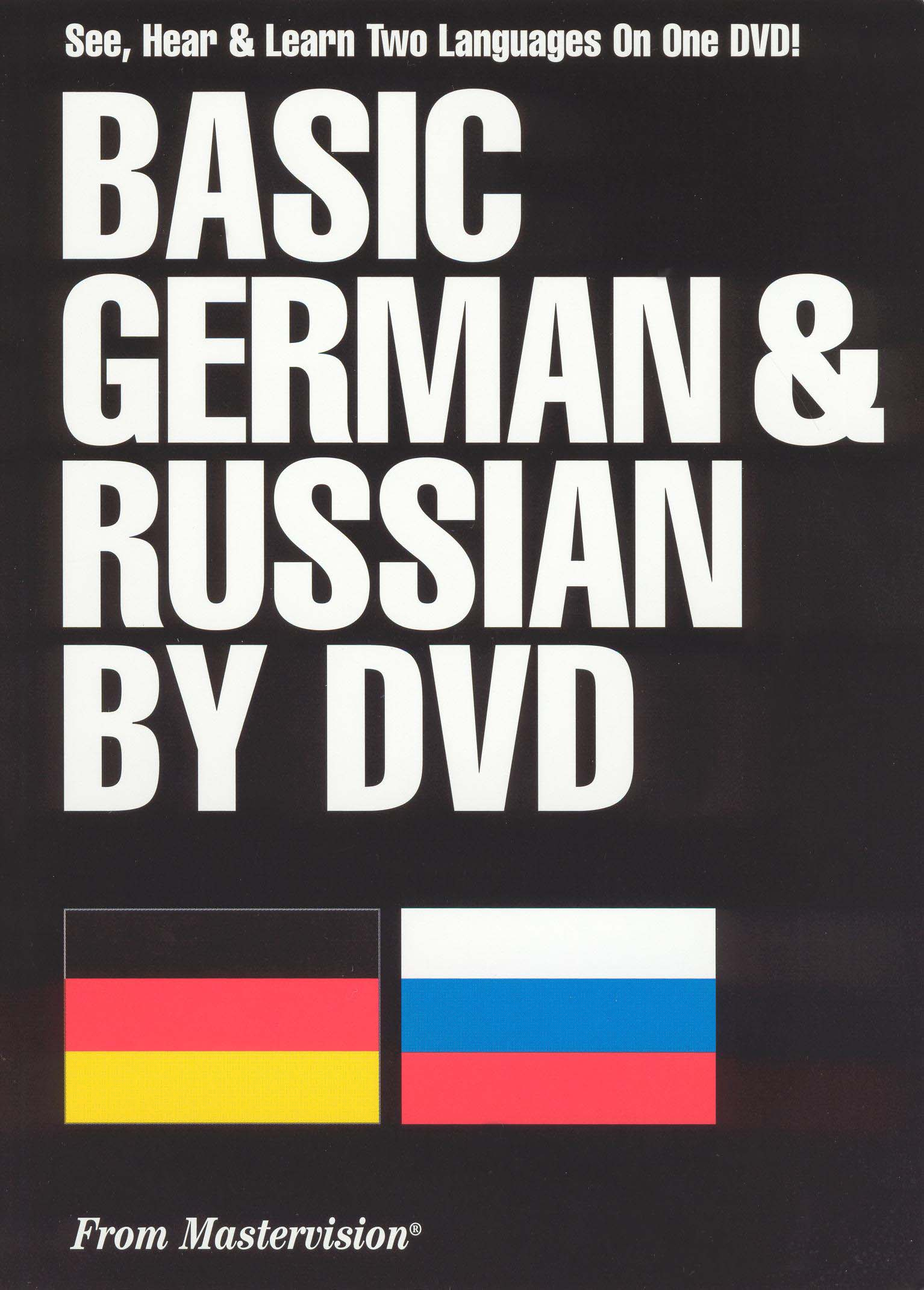 Basic German and Russian on Dvd