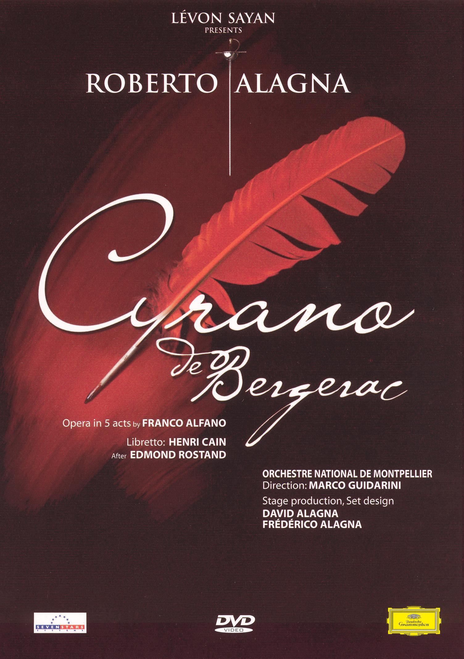 Cyrano de Bergerac (Opéra National de Montpellier)