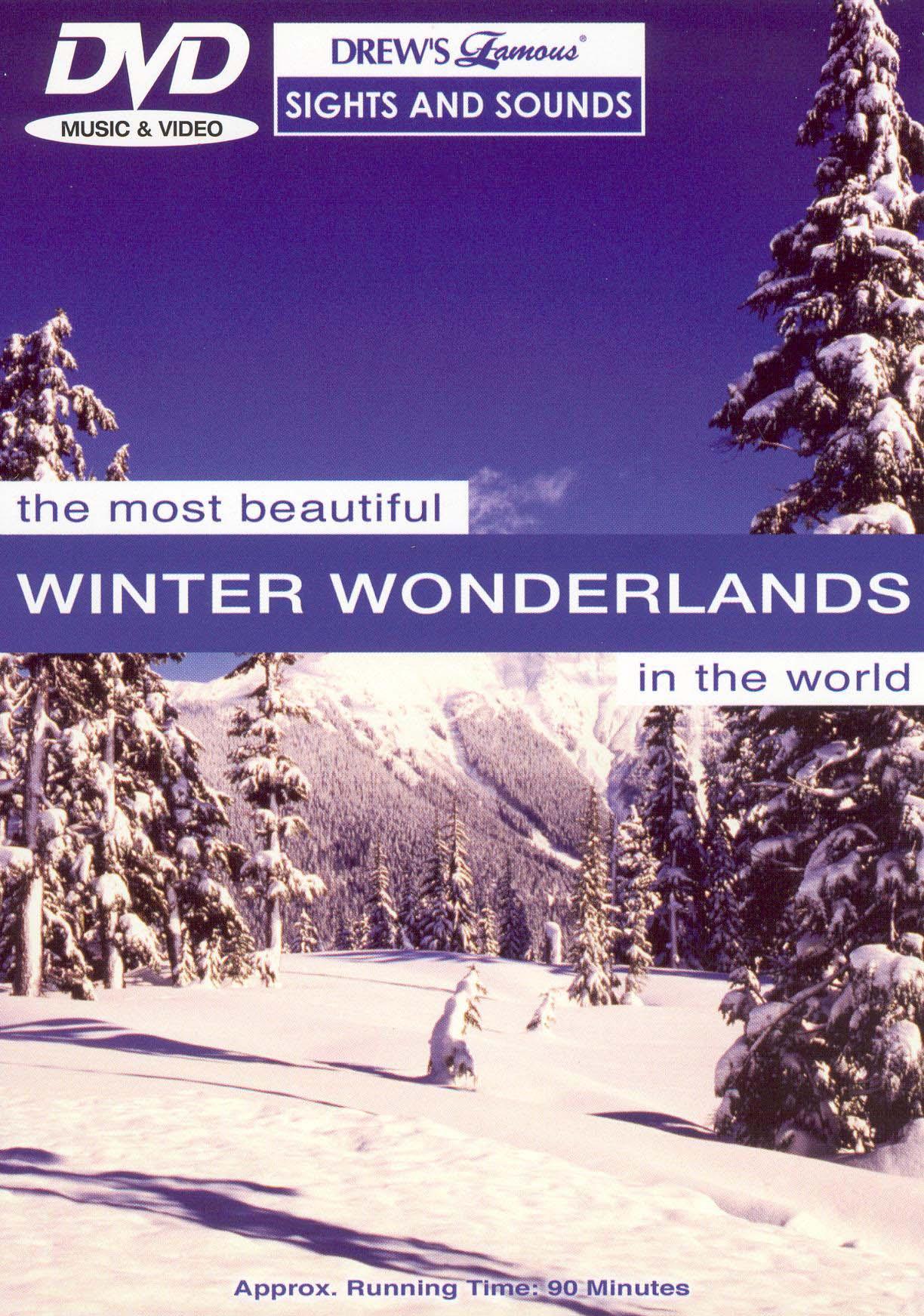 Drew's Famous Sights & Sounds: Winter Wonderland