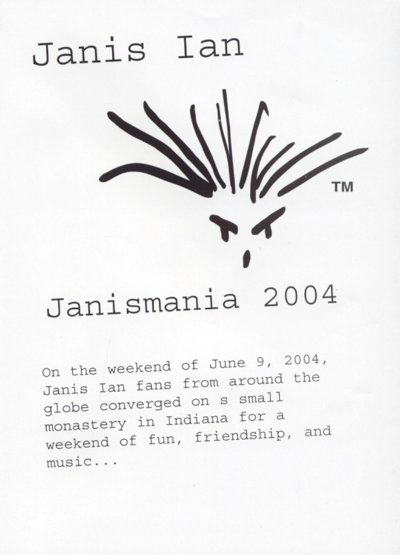 Janis Ian: Janismania