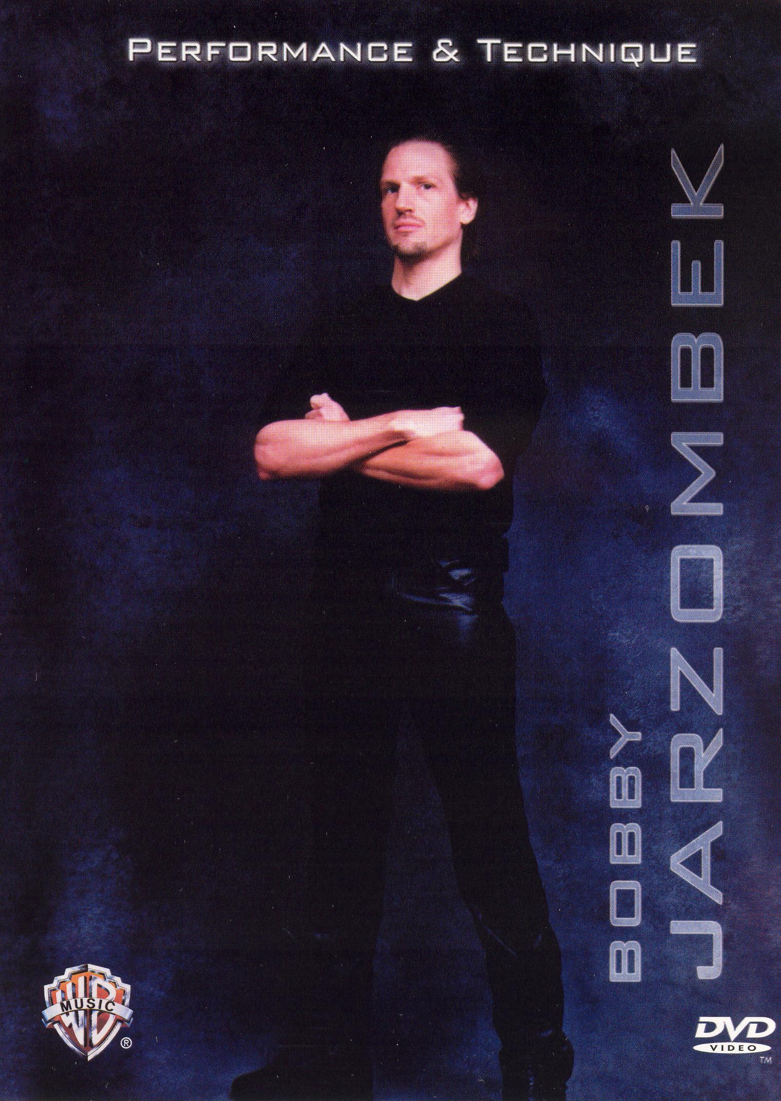 Bobby Jarzombek: Performance and Technique