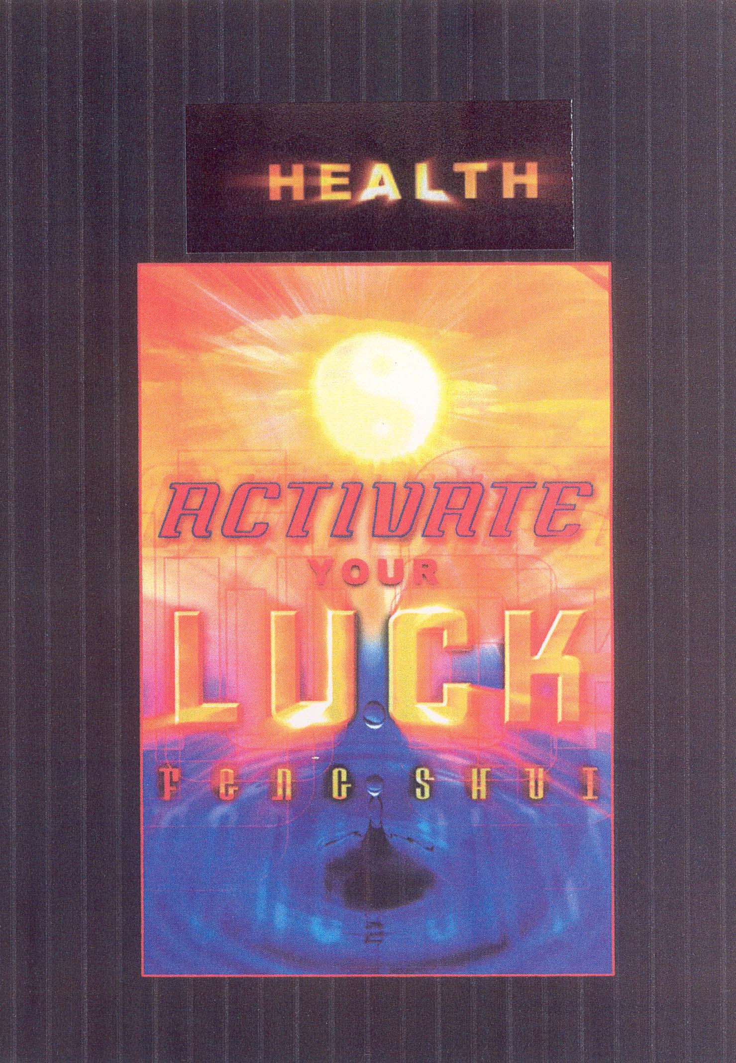 Activate Your Luck Feng Shui: Health