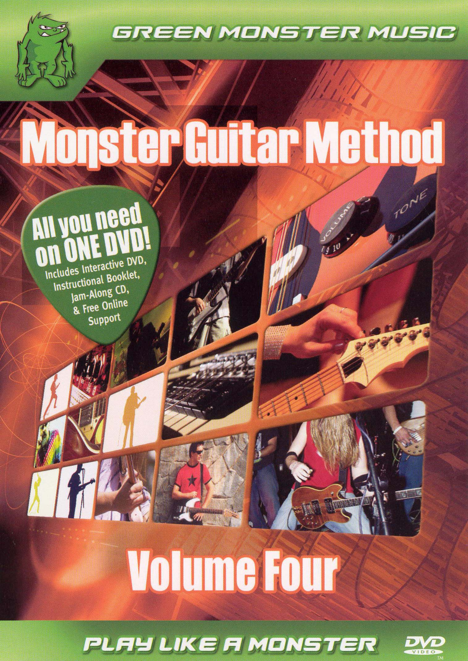 Monster Guitar Method, Vol. 4