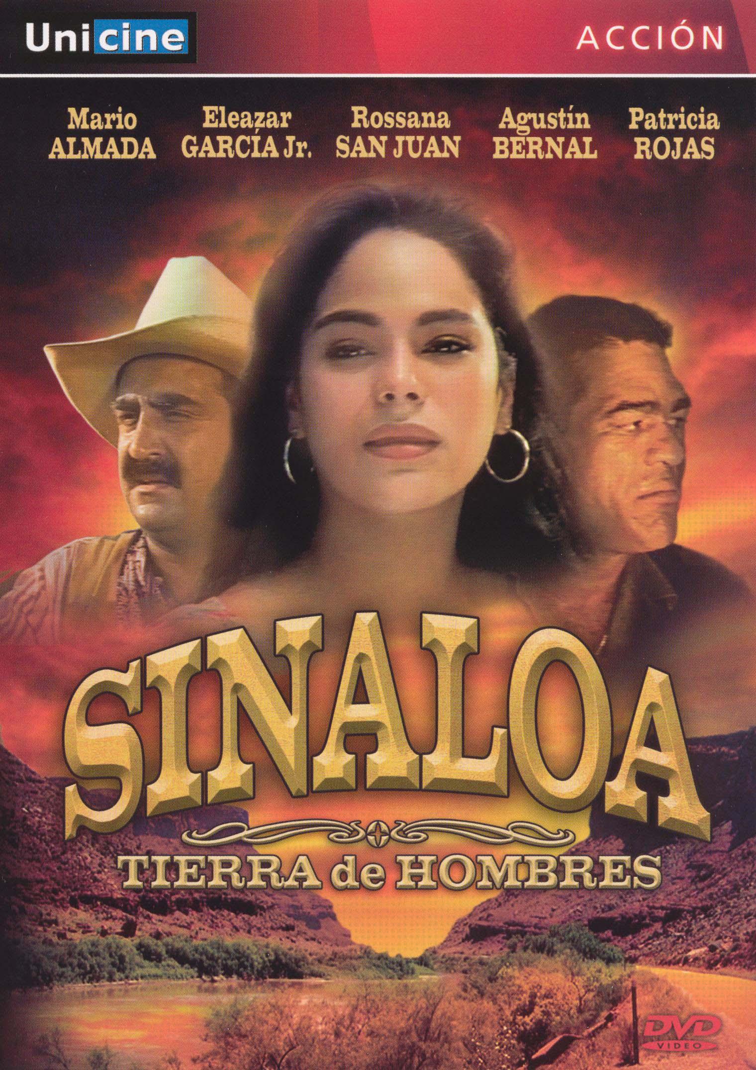 Sinaloa, Tierra De Hombres