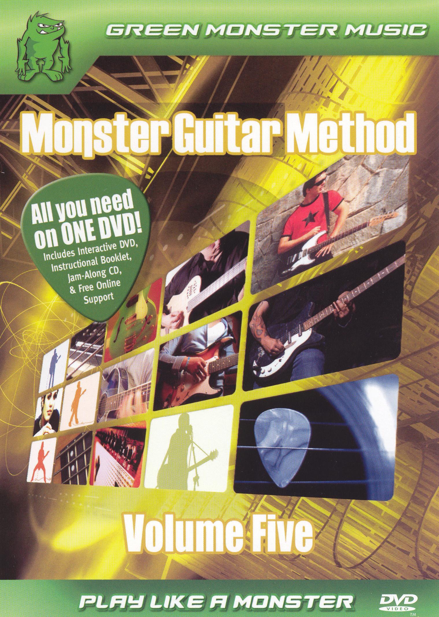 Monster Guitar Method, Vol. 5