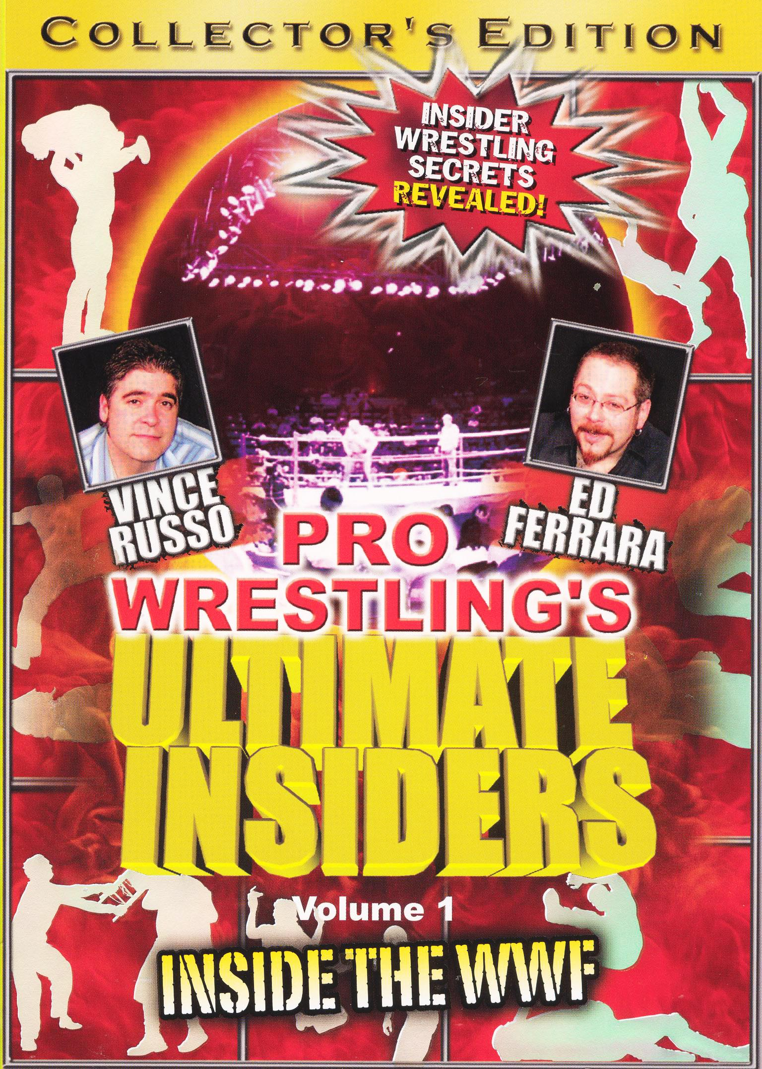 Pro Wrestling's Ultimate Insiders, Vol. 1: Inside the WWF