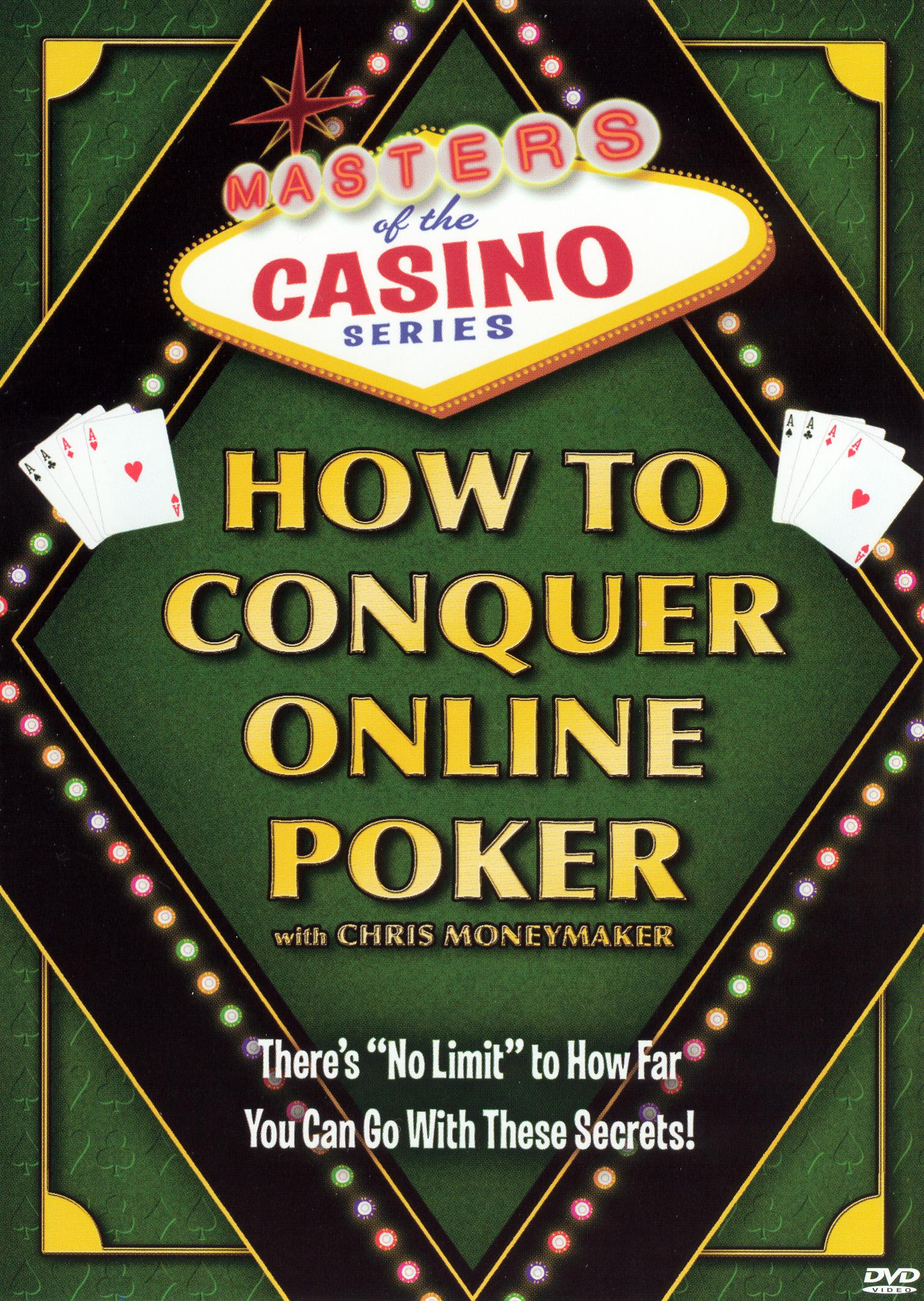 How to Conquer Online Poker with Chris Moneymaker