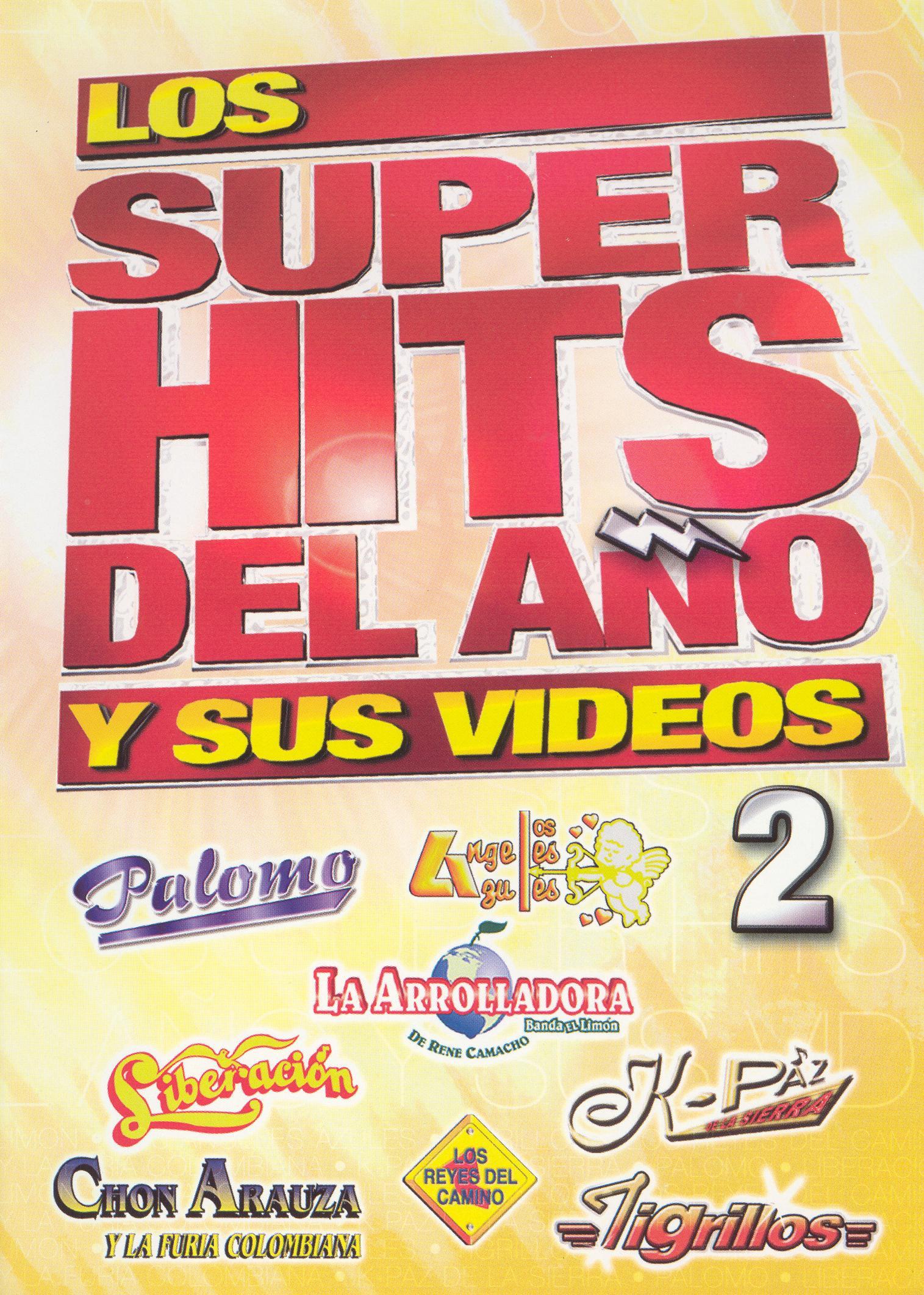 Los Super Hits del Ano, Vol. 2
