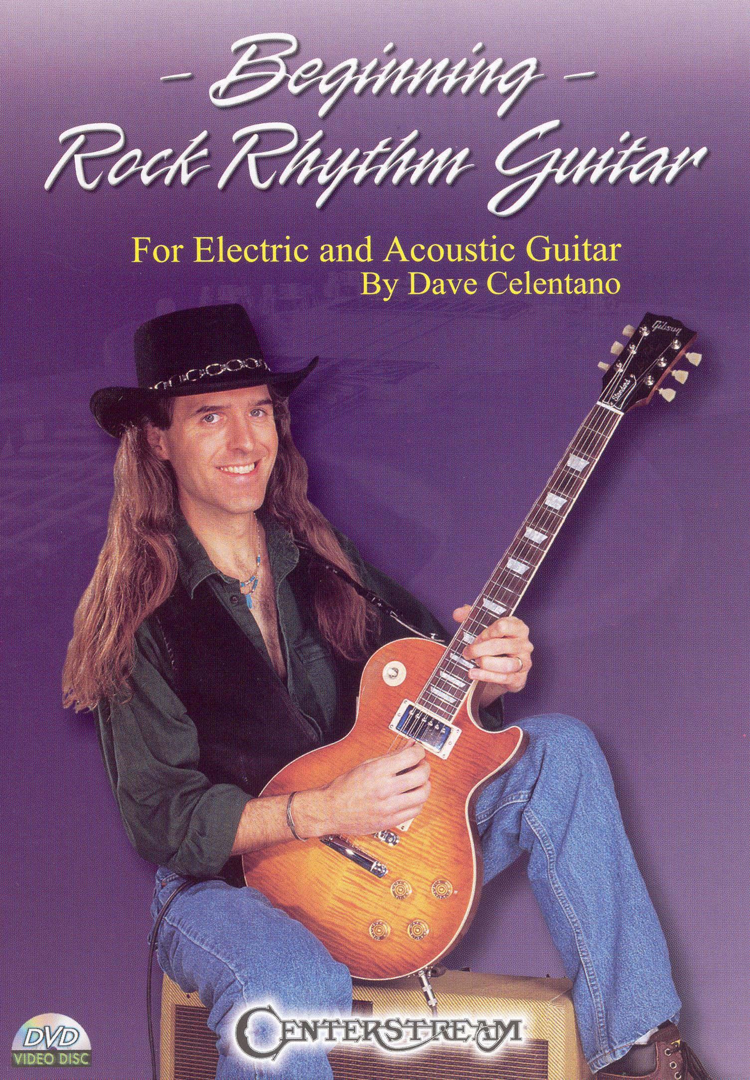 Beginning Rock Guitar