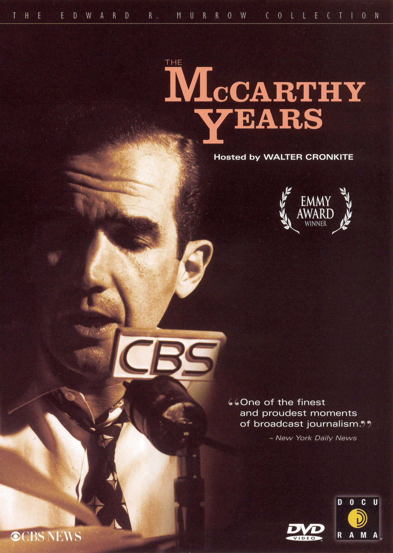 Edward R. Murrow: The McCarthy Years