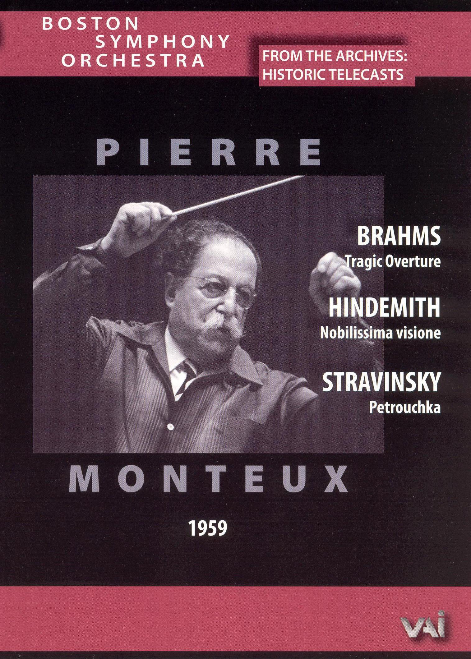 Pierre Monteux Conducts