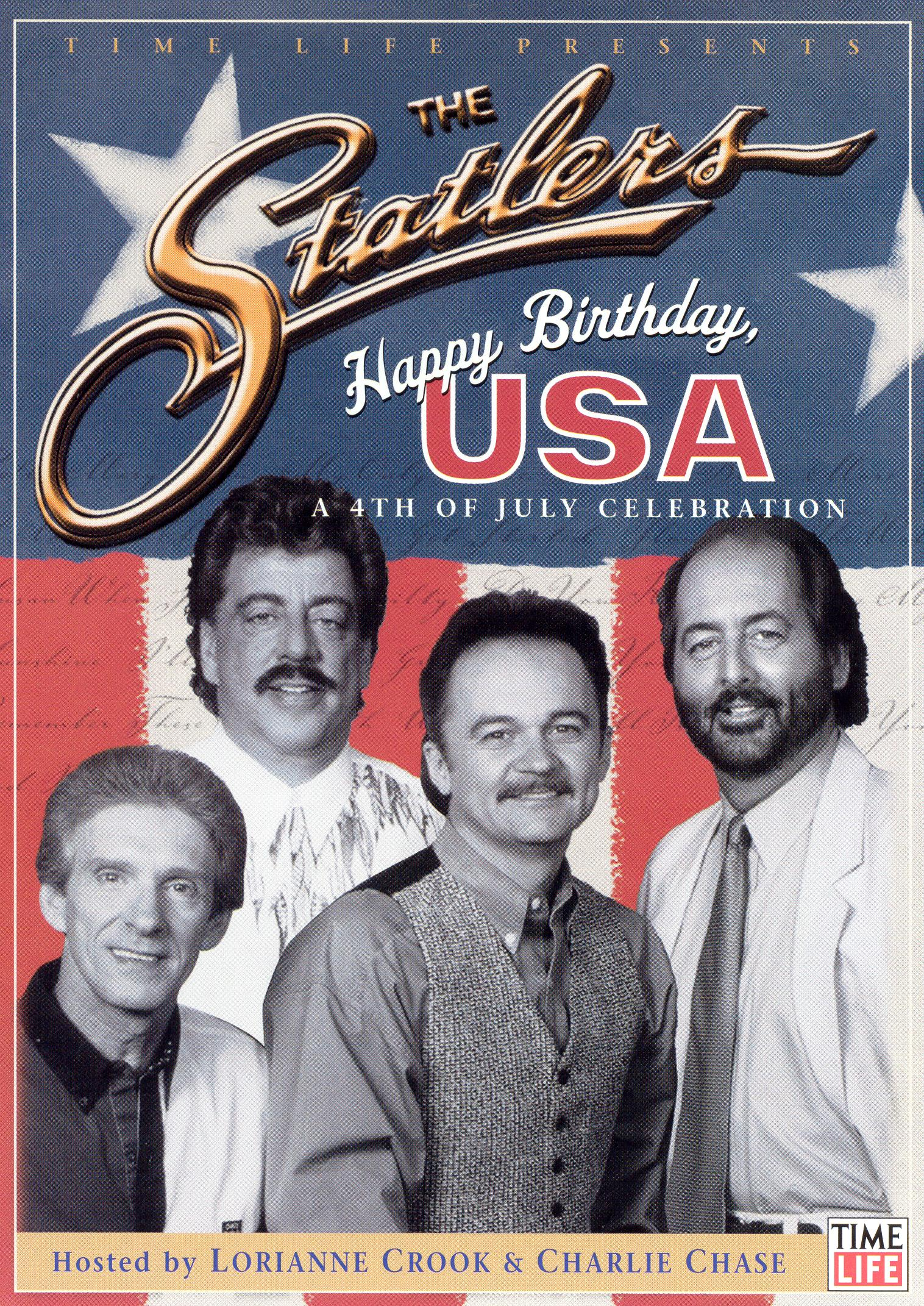The Statler Brothers: A 4th of July Celebration