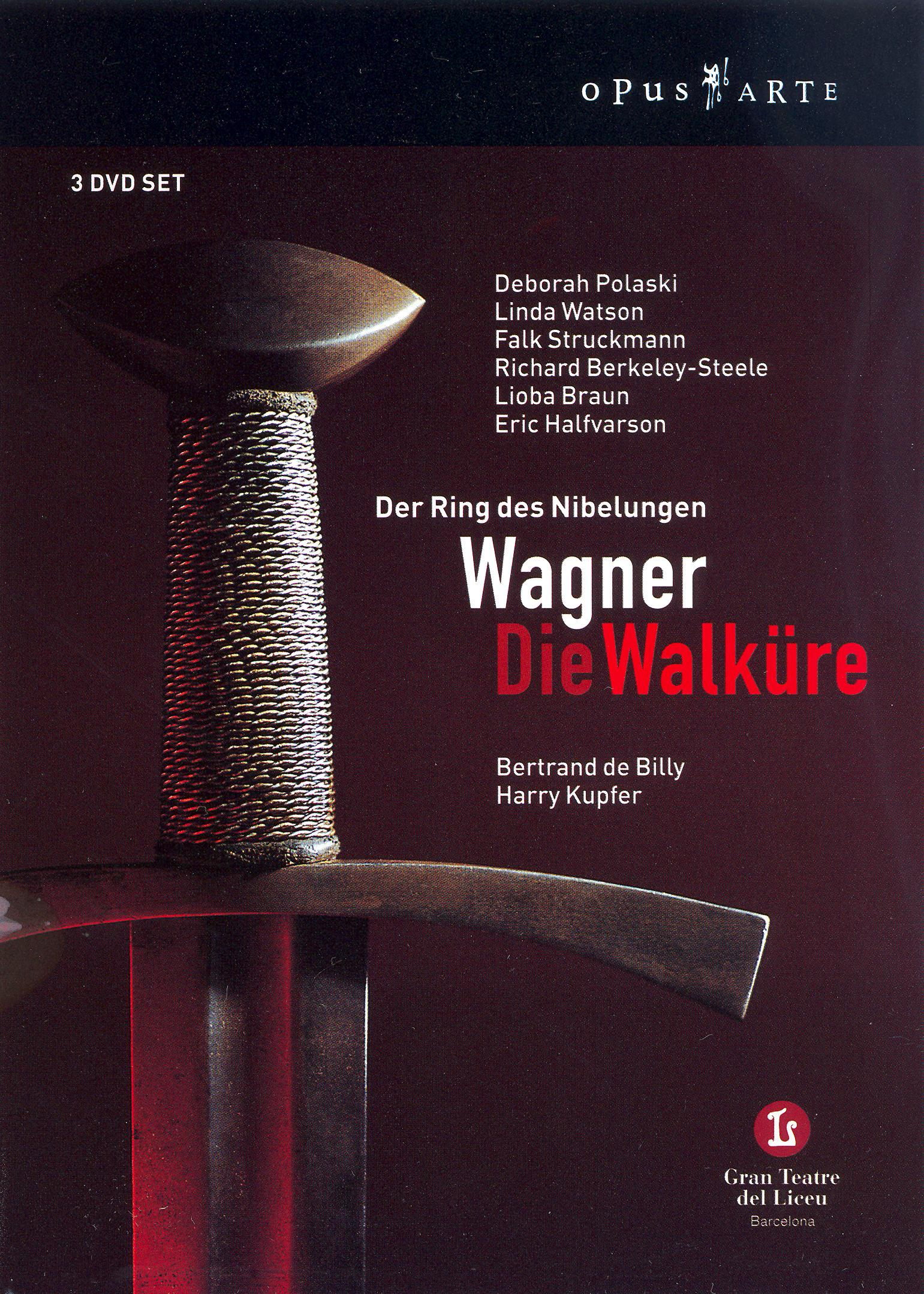 Die Walküre (Gran Teatre del Liceu)