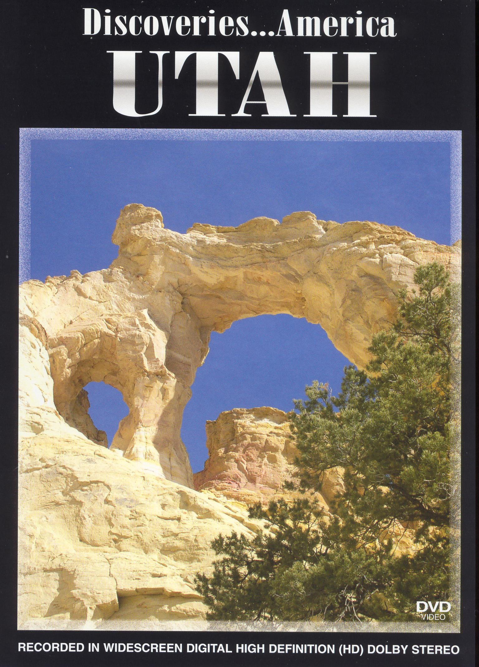 Discoveries... America: Utah