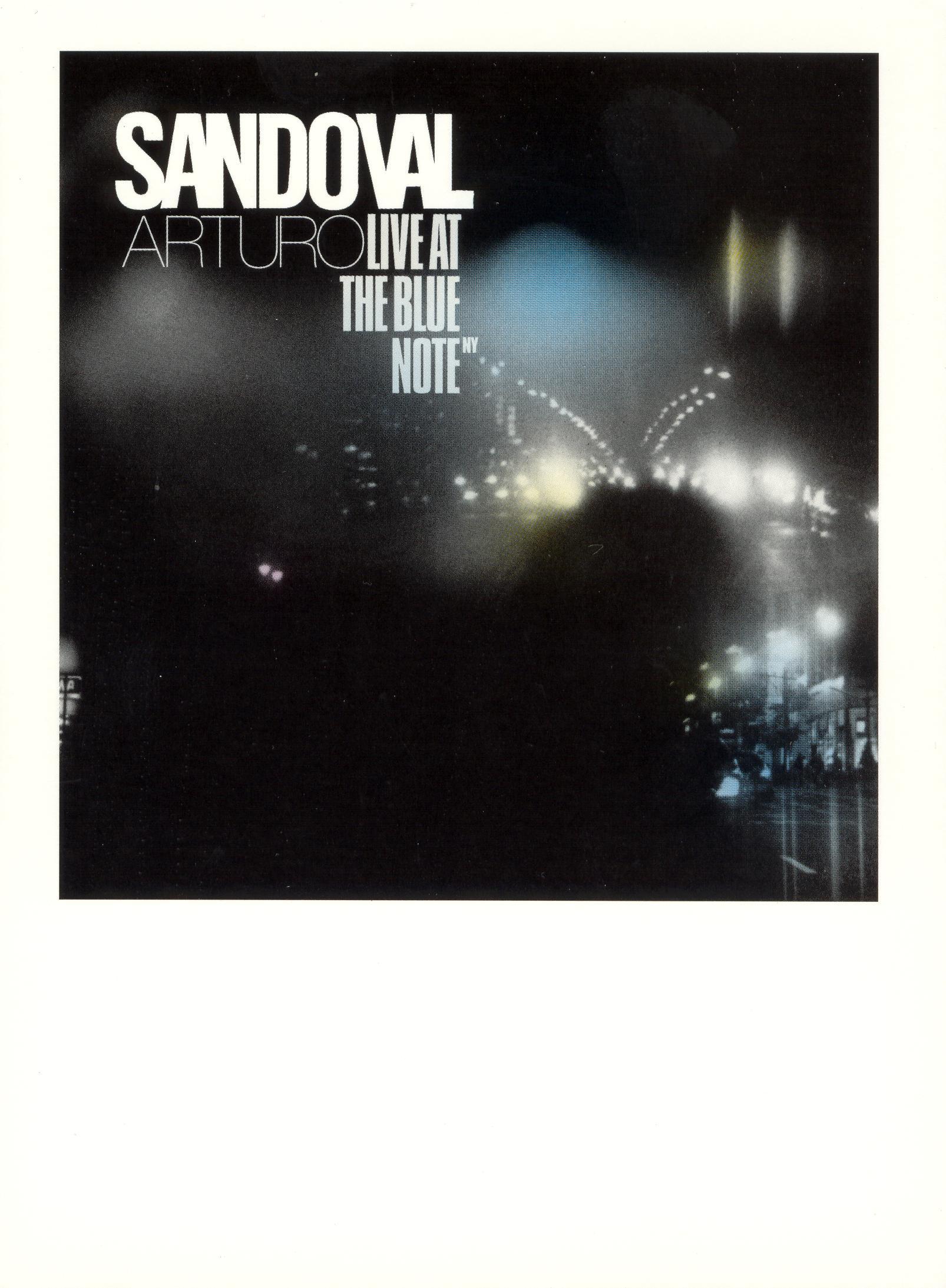 Arturo Sandoval: Live at the Blue Note