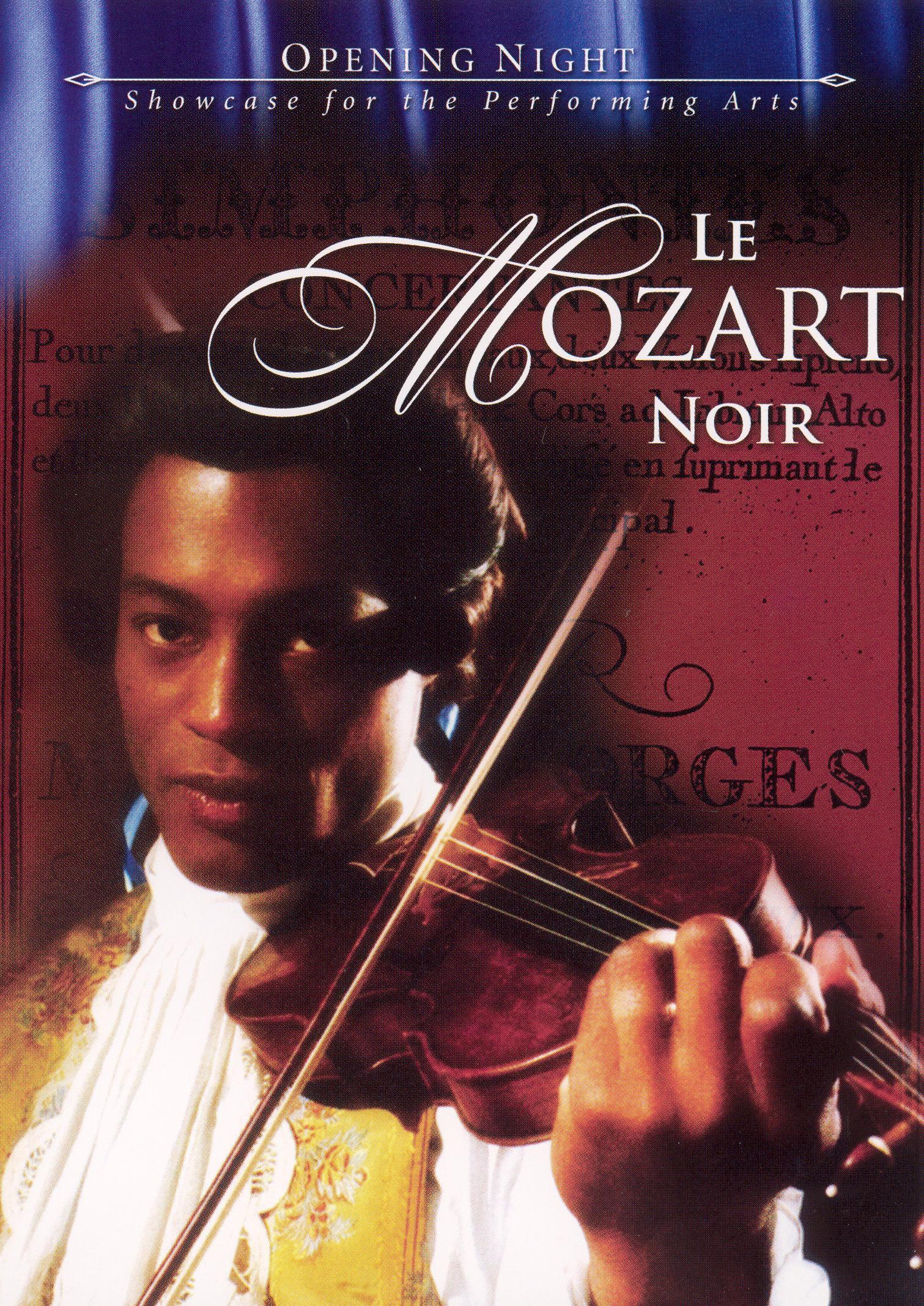 Tafelmusik Orchestra: Mozart Noir