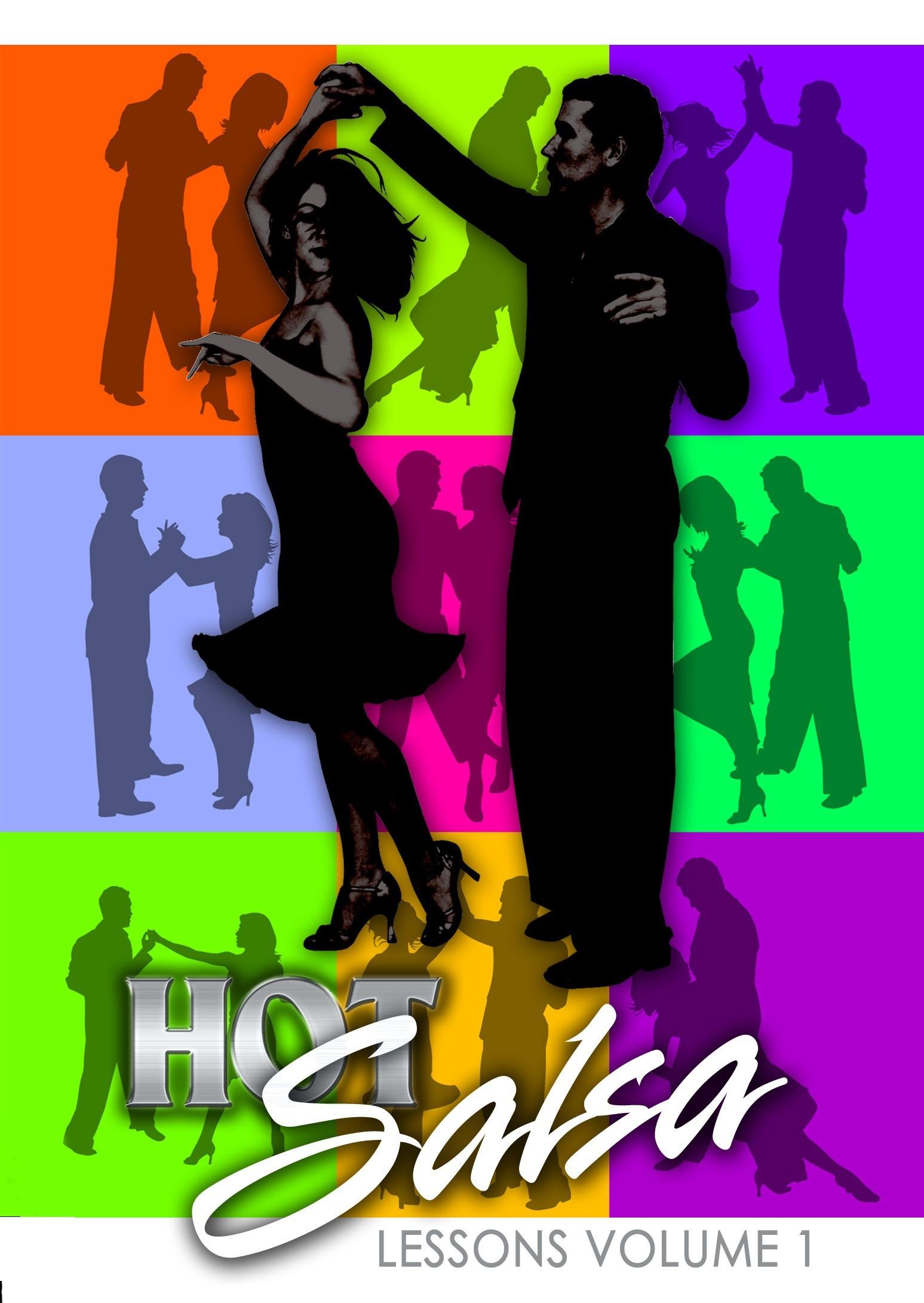 Hot Salsa Lessons, Vol. 1