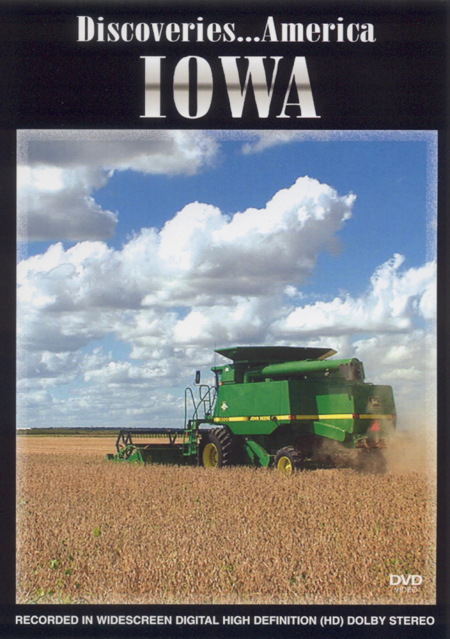 Discoveries... America: Iowa