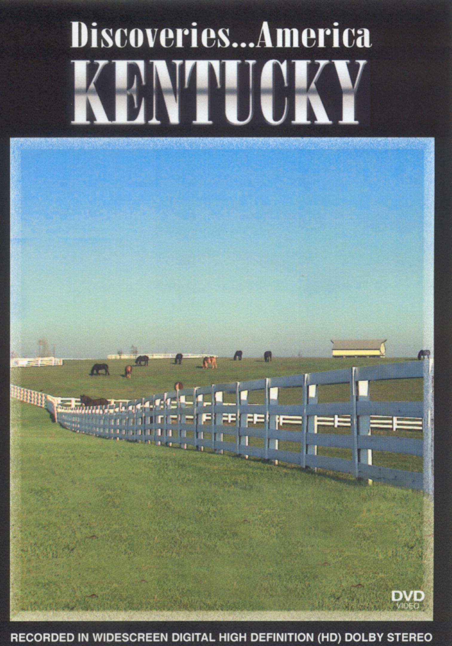 Discoveries... America: Kentucky