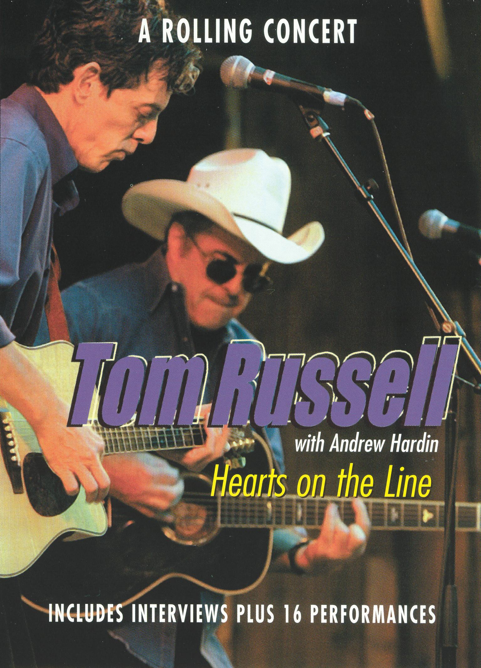 Tom Russell: Hearts on the Line