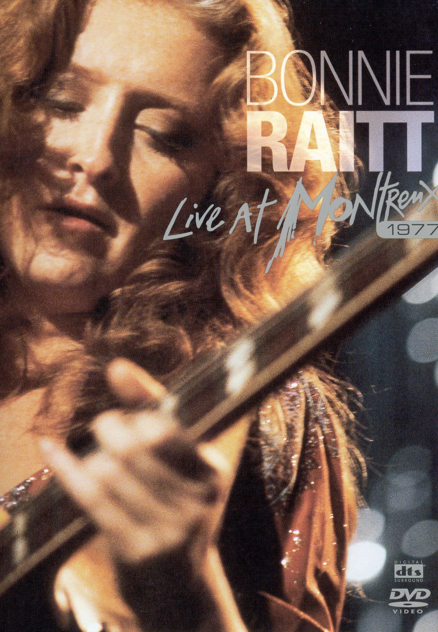 Bonnie Raitt: Live at Montreux, 1977