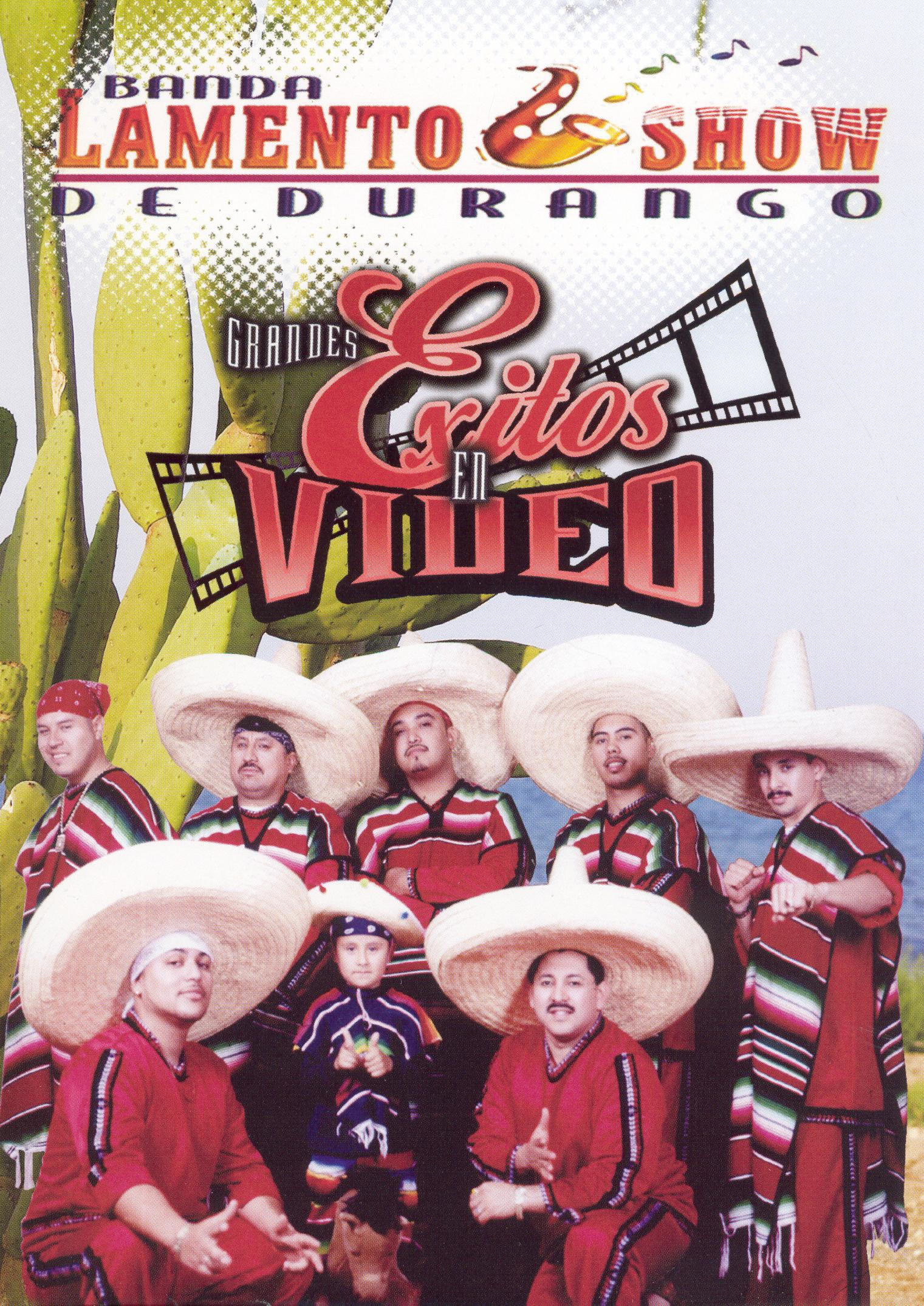 Banda Lamento Show De Durango: Grandes Exitos En Video