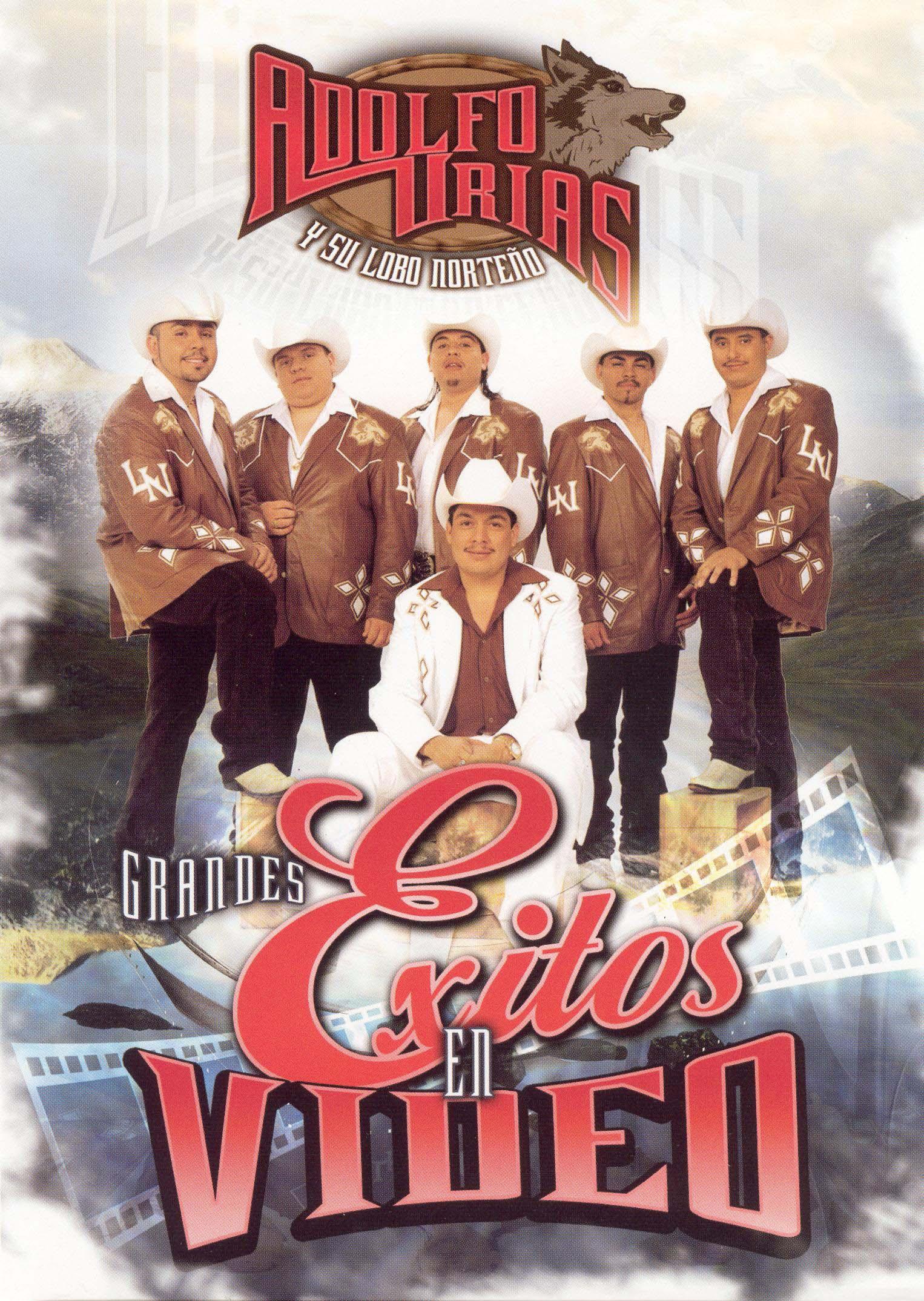 Adolfo Urias/Sus Lobos Norteno: Grandes Exitos En Video