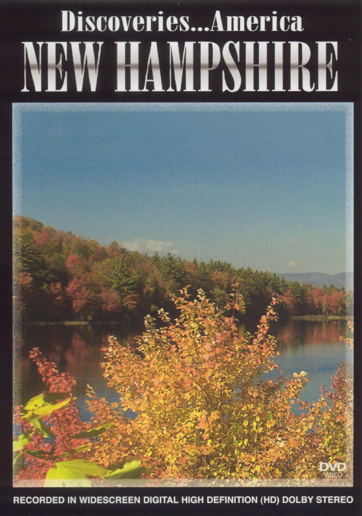 Discoveries... America: New Hampshire