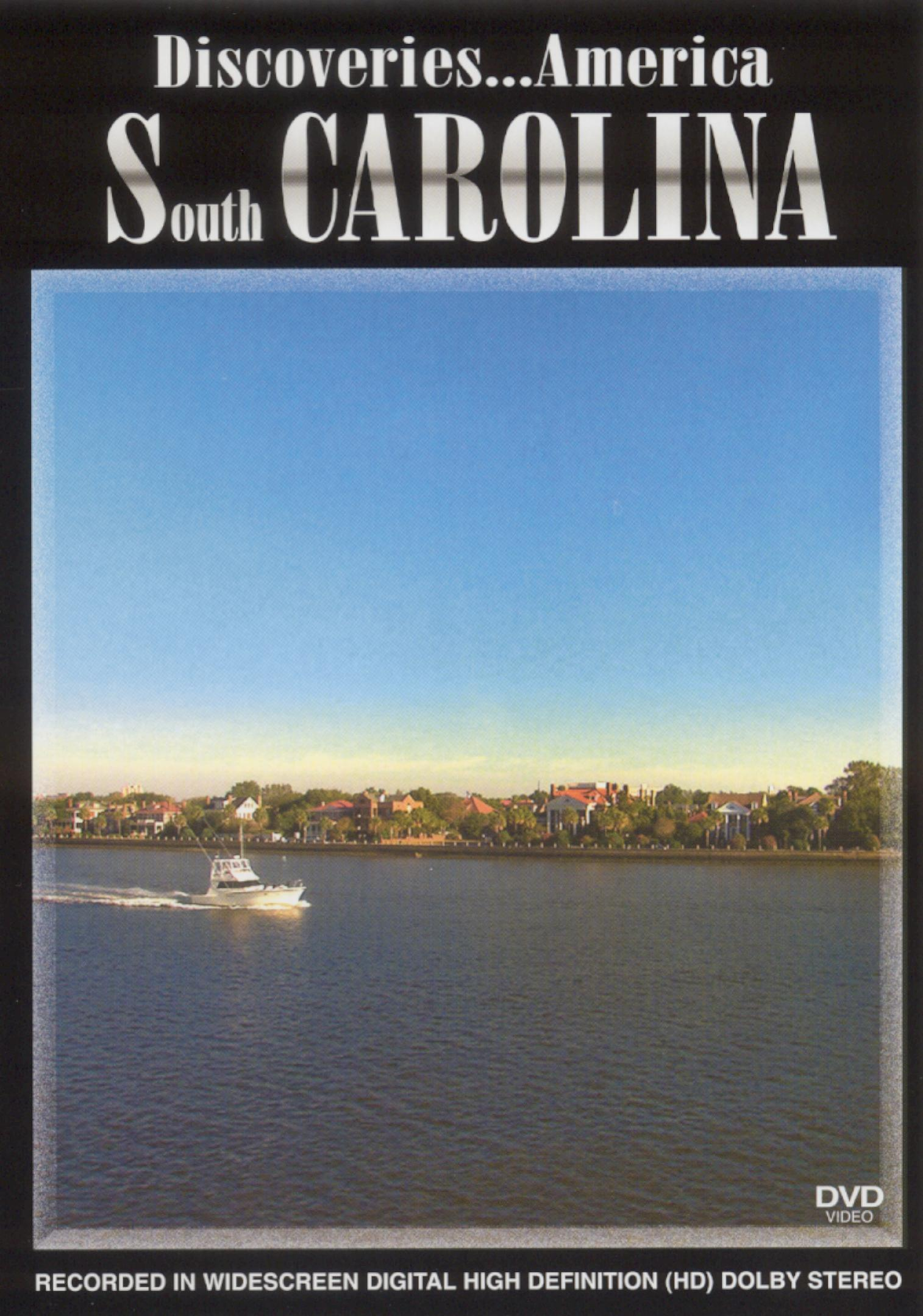 Discoveries... America: South Carolina