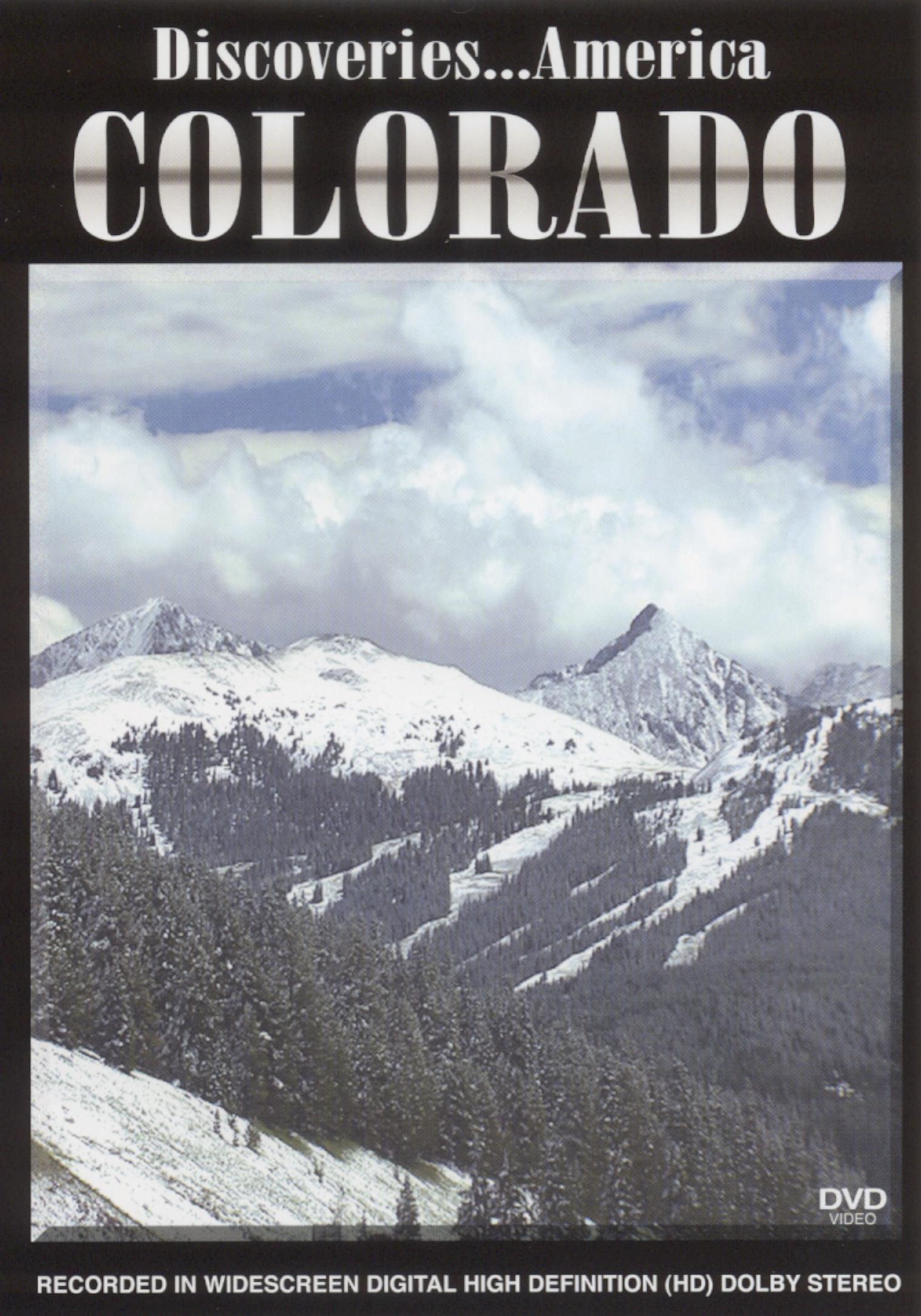 Discoveries... America: Colorado