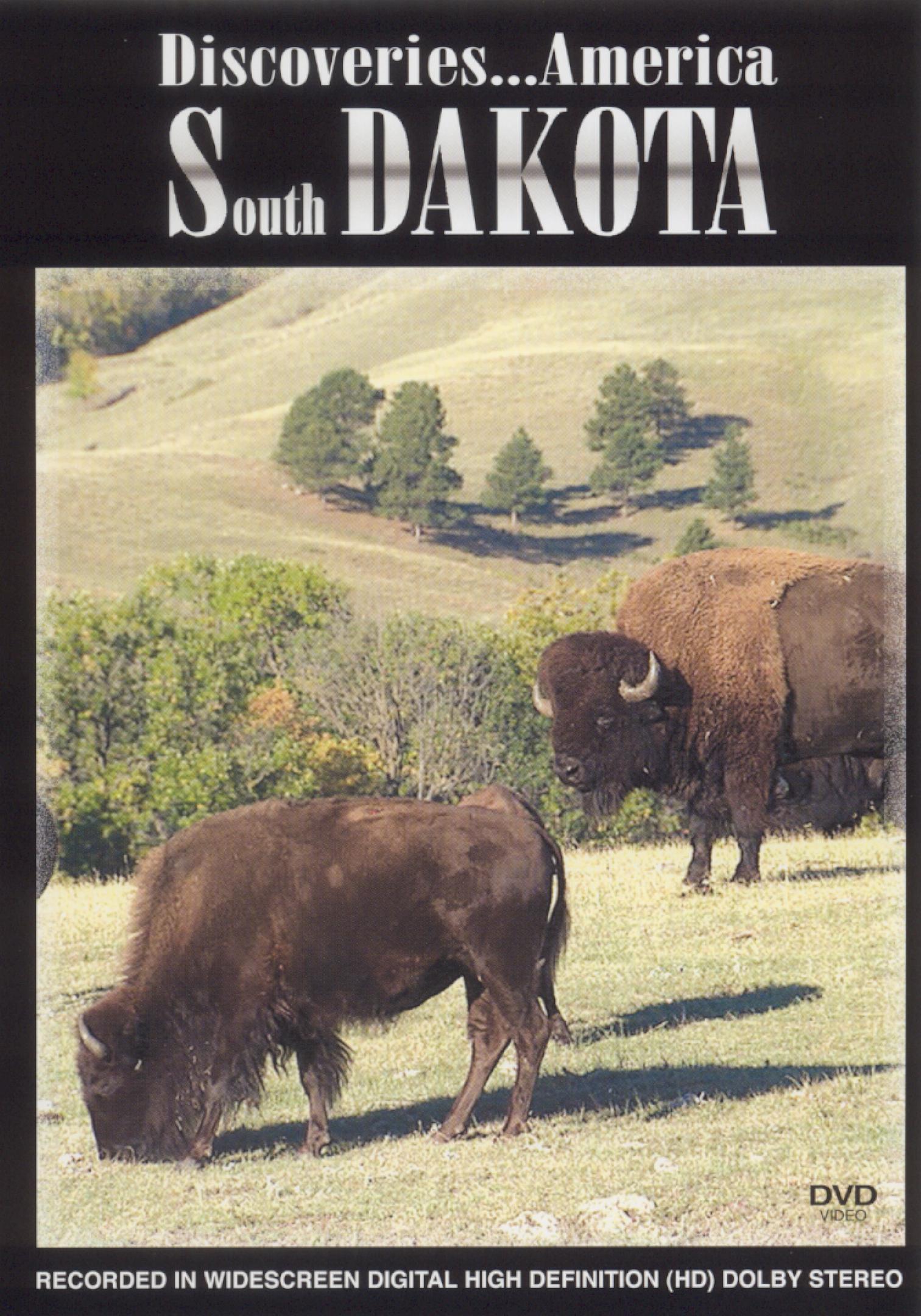 Discoveries... America: South Dakota