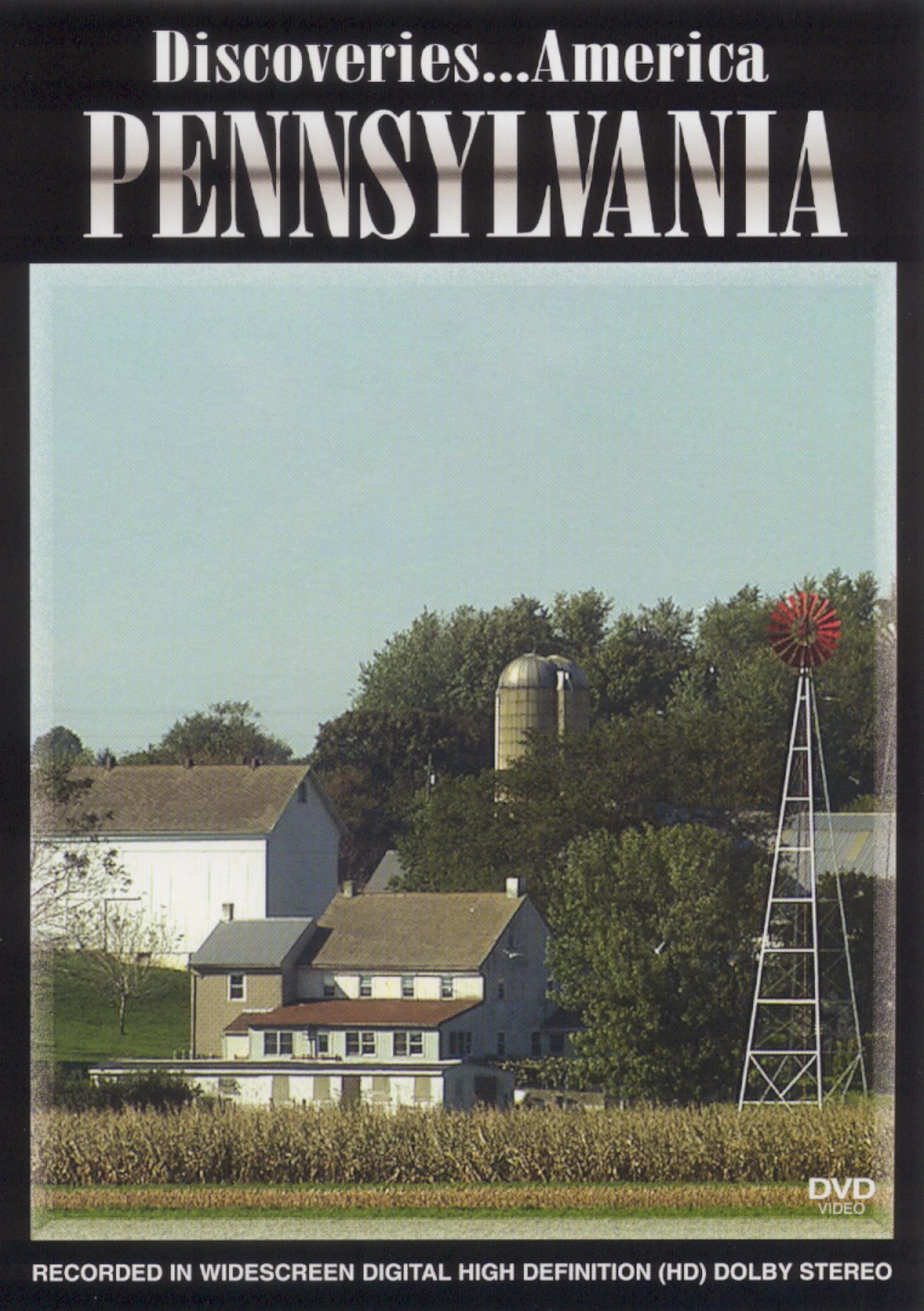 Discoveries... America: Pennsylvania