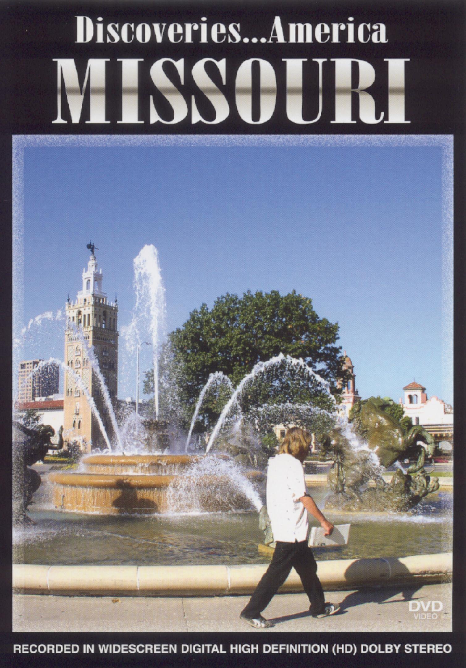 Discoveries... America: Missouri