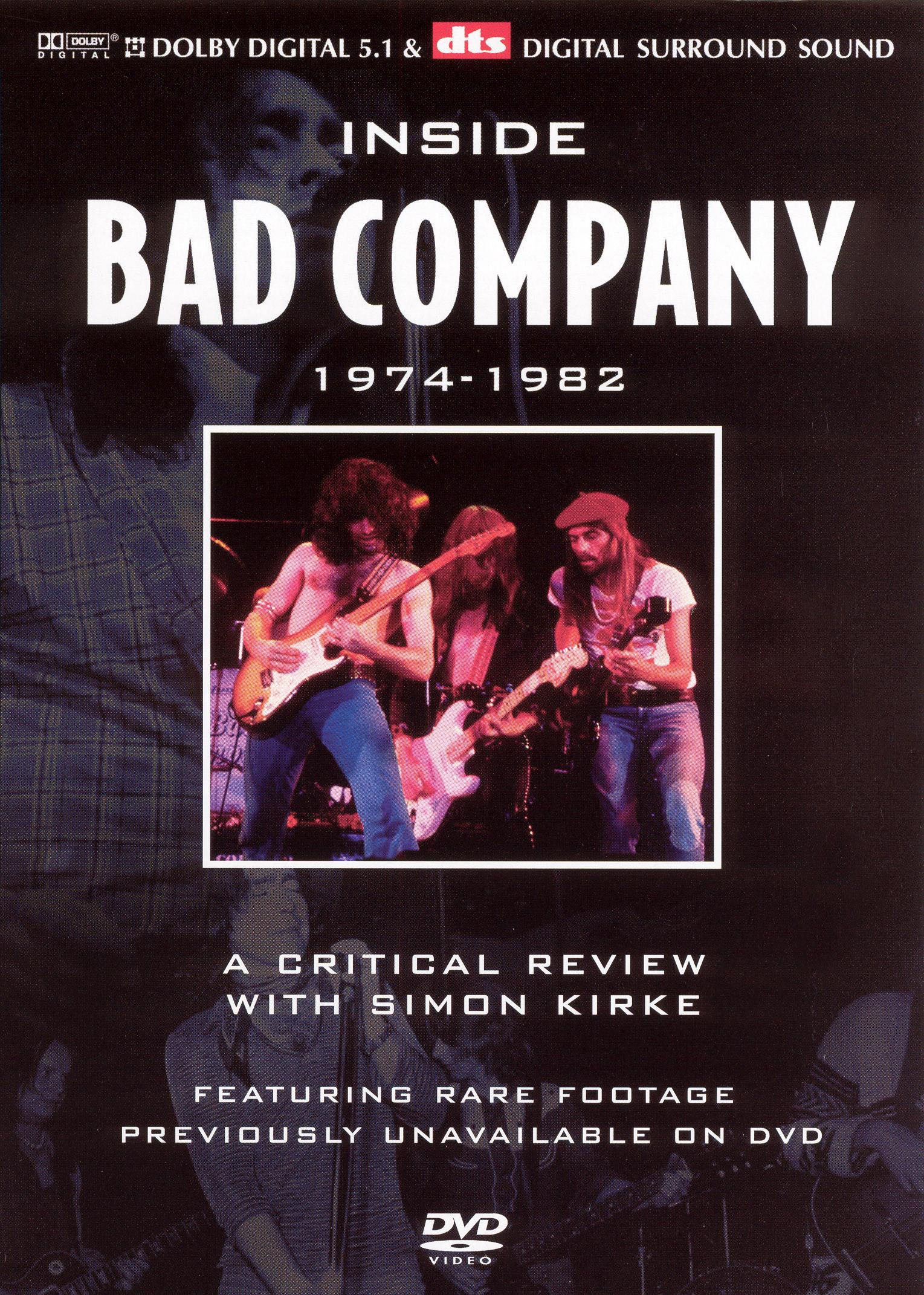 Bad Company: A Critical Review 1974-82