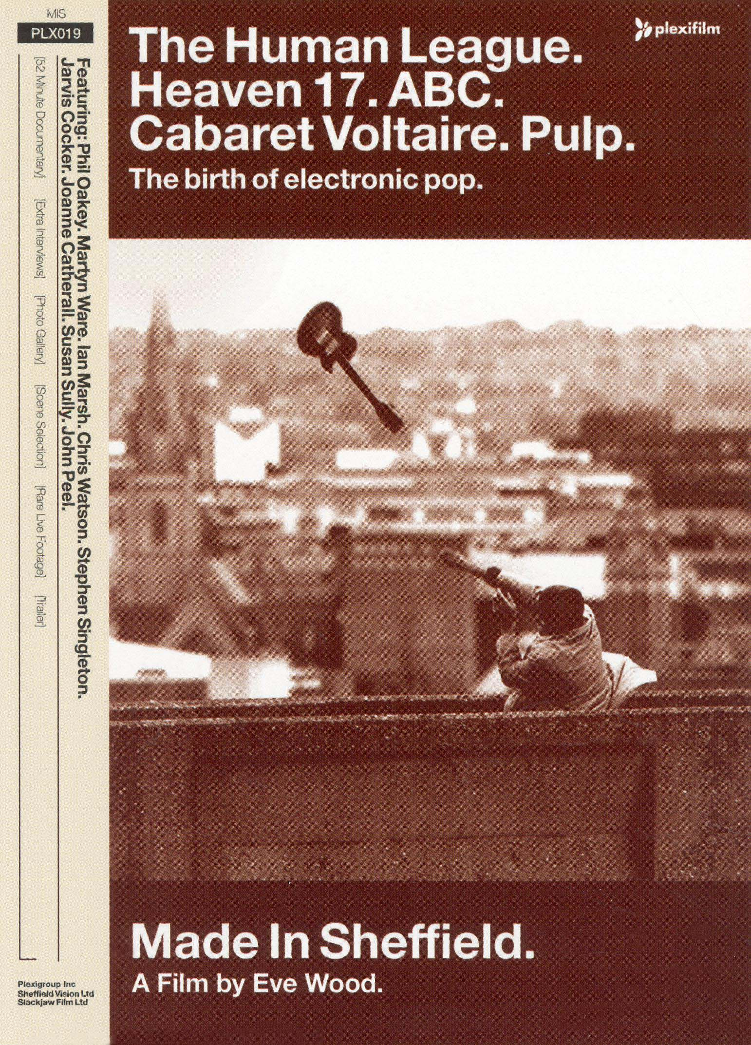 Made in Sheffield: The Birth of Electronic Pop