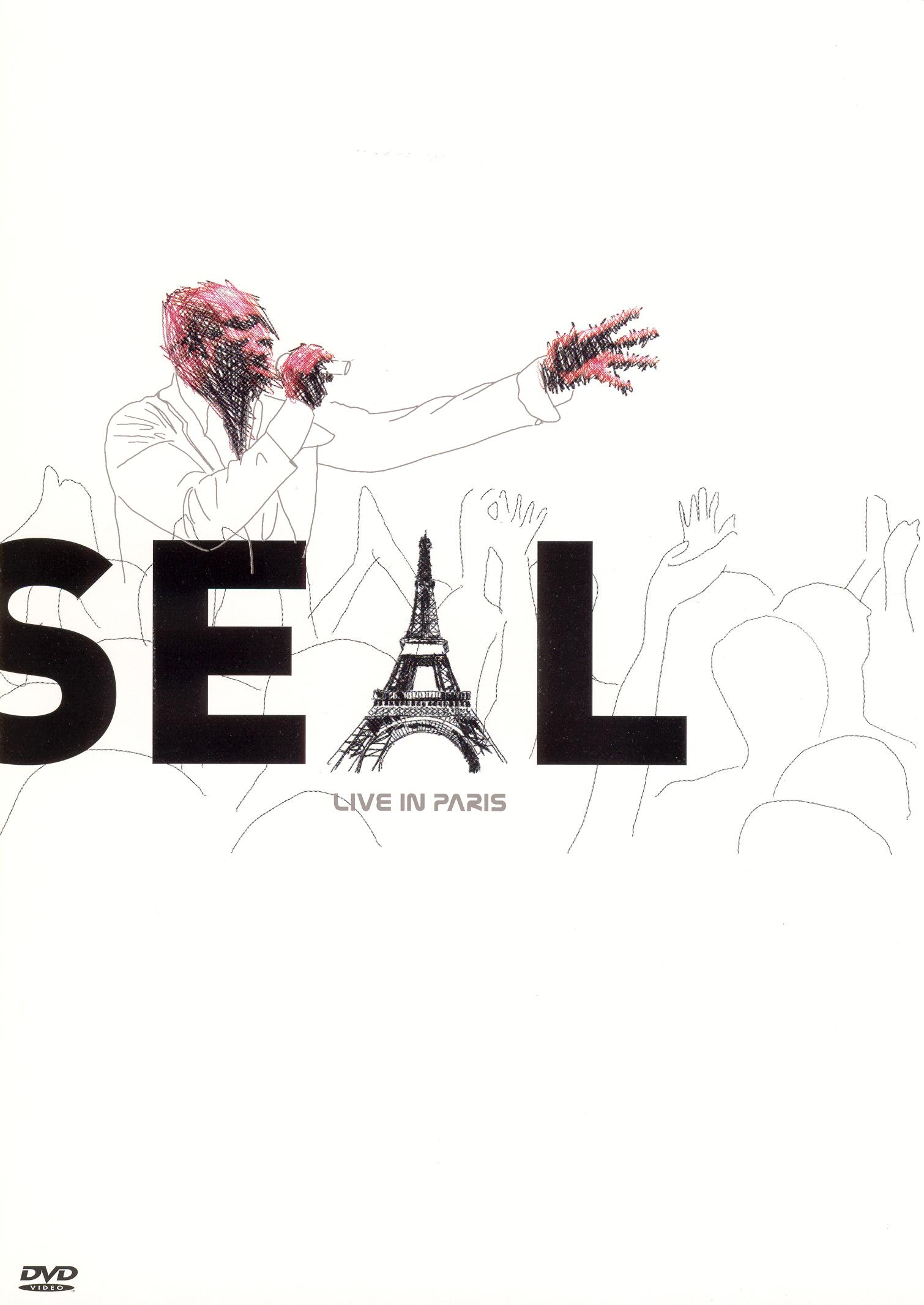 Seal: Live In Paris