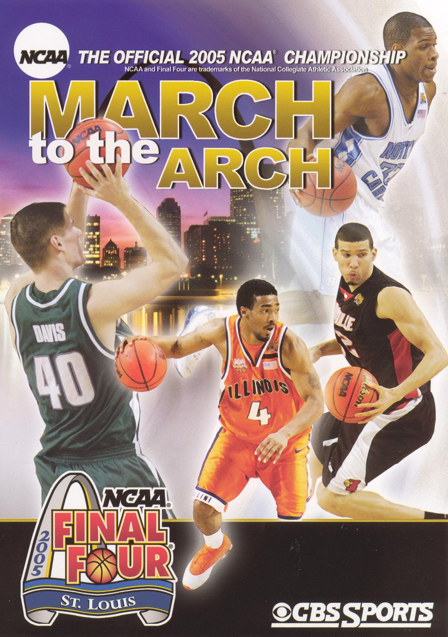The Official 2005 NCAA Final Four