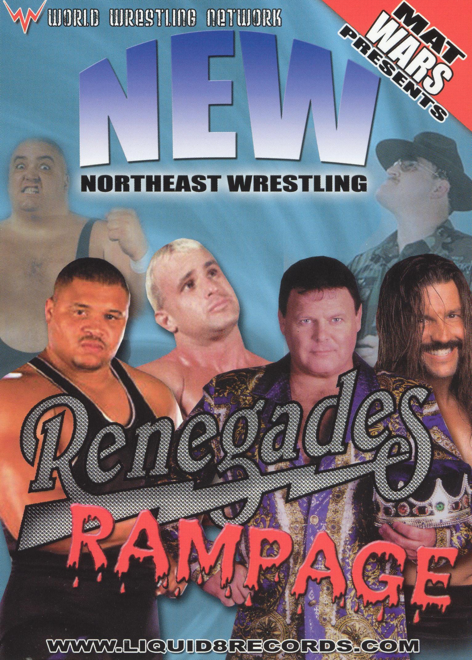 Northeast Wrestling: Renegades Rampage