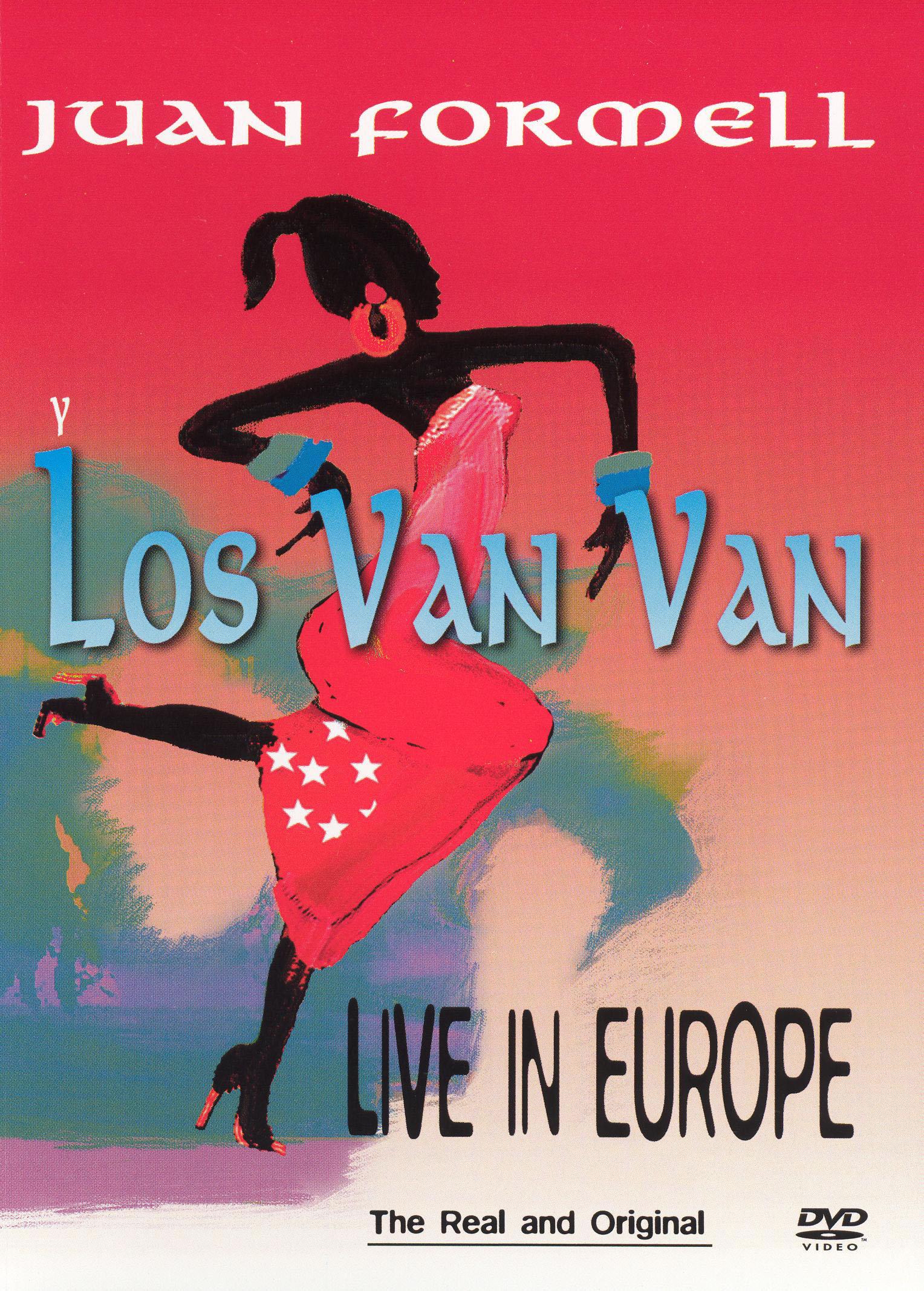 Los Van Van: Live in Europe