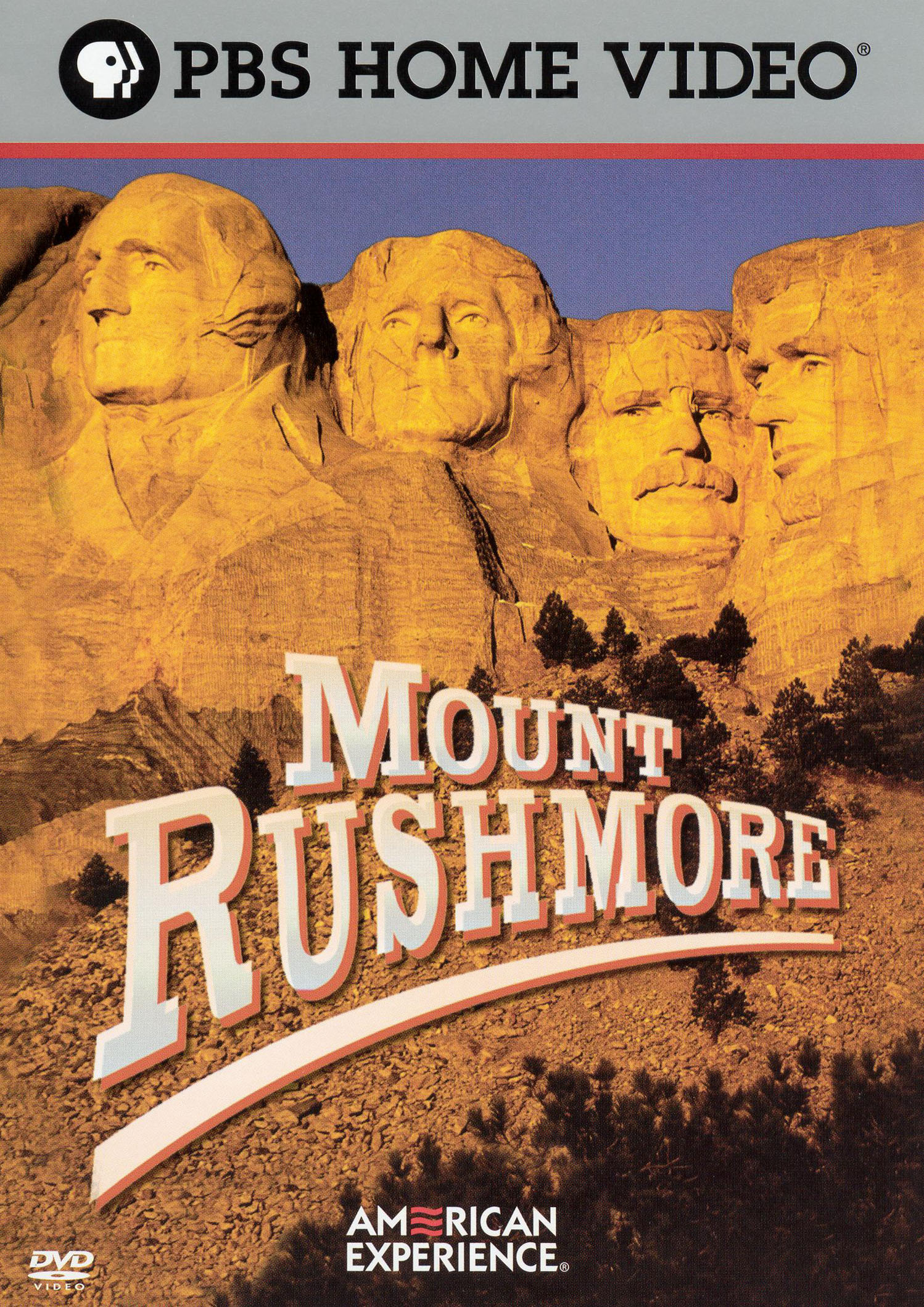American Experience: Mount Rushmore