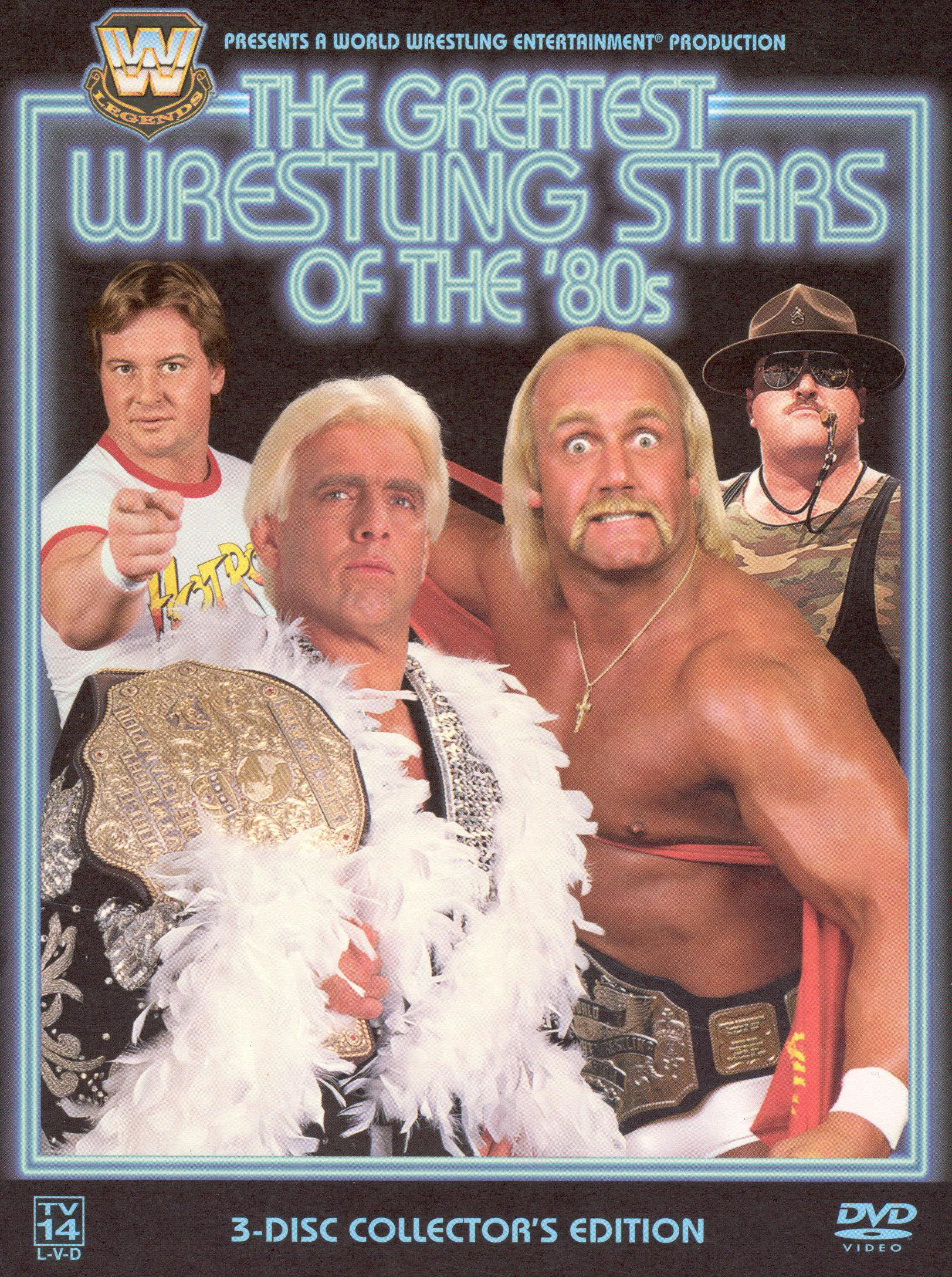 WWE: The Greatest Wrestling Stars of the '80s